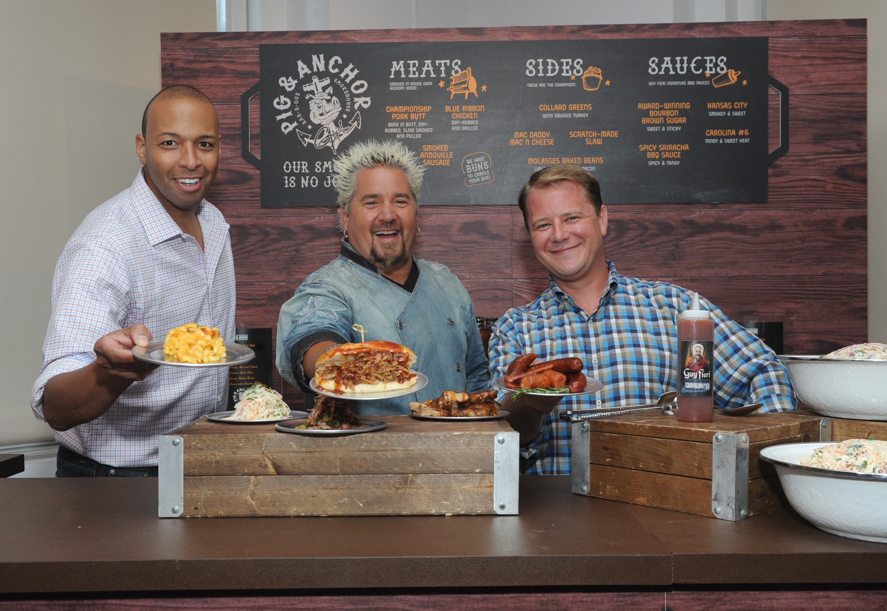 Carnival's First-Ever Summertime Beer-B-Que Highlighted by BBQ Created by Food Network Star Guy Fieri, Craft Beers from Country's Top Breweries