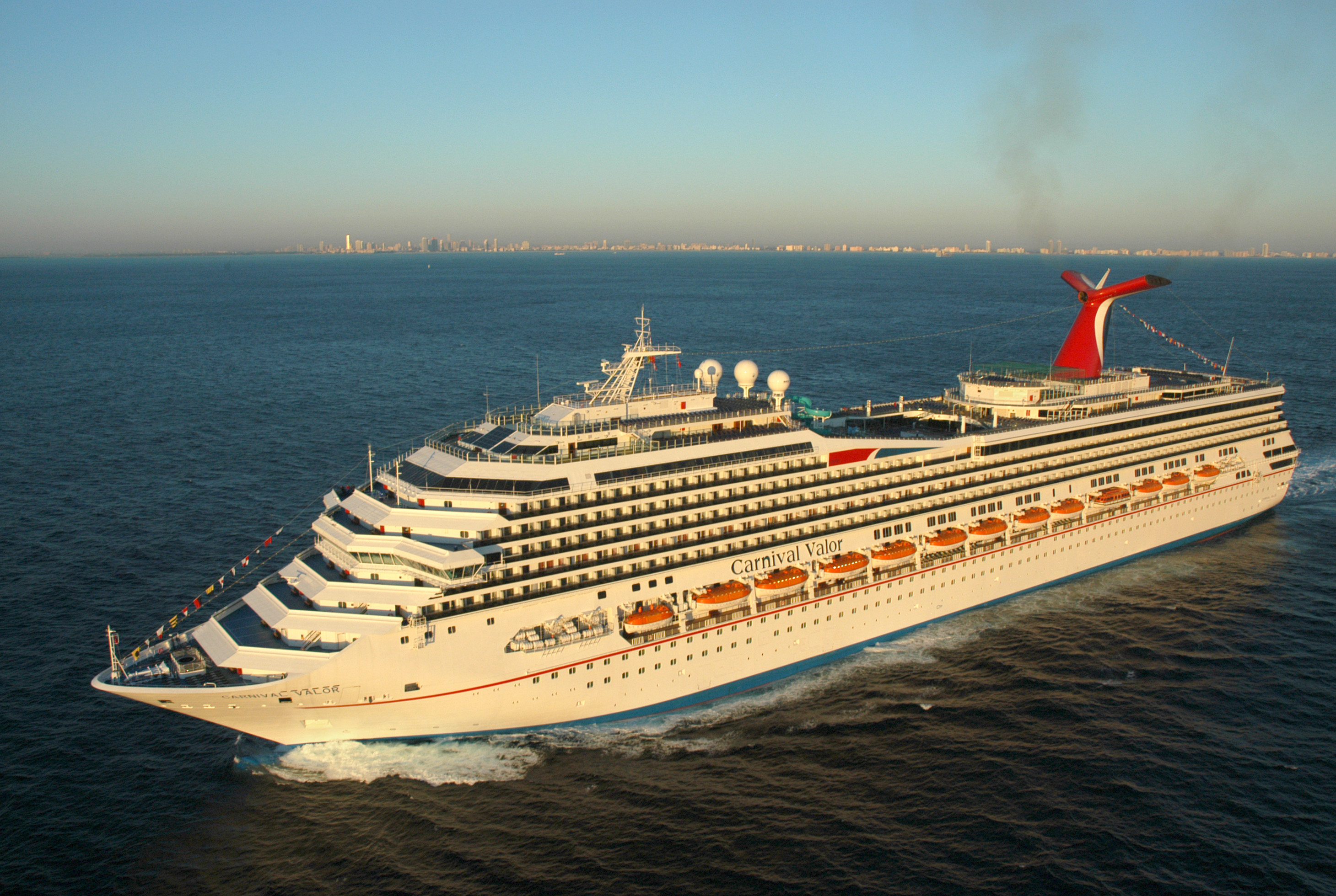 Carnival Cruise Line Celebrates CLIA's Plan A Cruise Month With #CruiseSmile Sweepstakes Awarding Free Cruises on Carnival Breeze, Carnival Valor