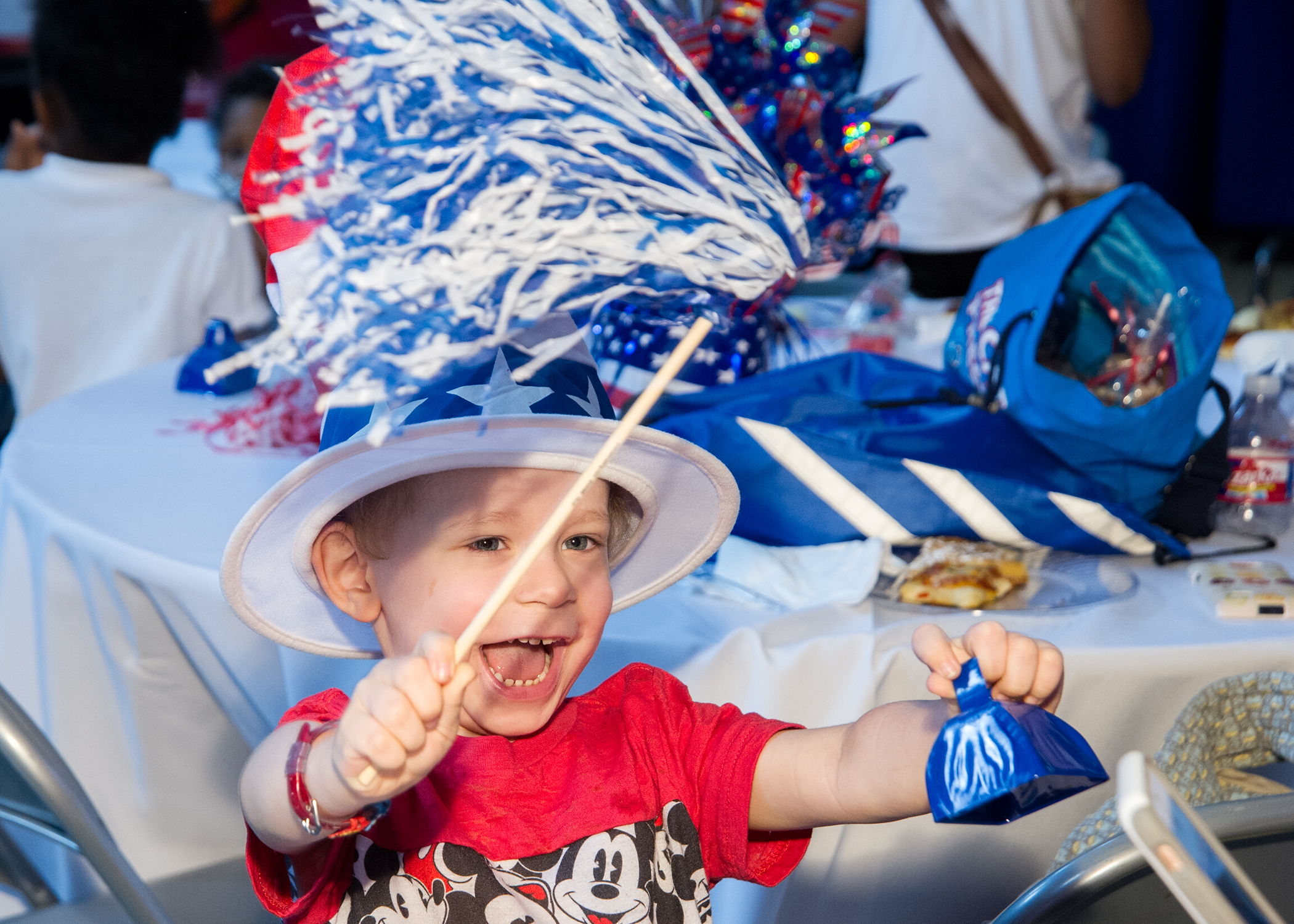 Kids from St. Jude Children's Research Hospital Enjoy Fun #CatinHat4Prez-Themed Activities during Carnival Cruise Line's Annual 'Head of State Play Date'