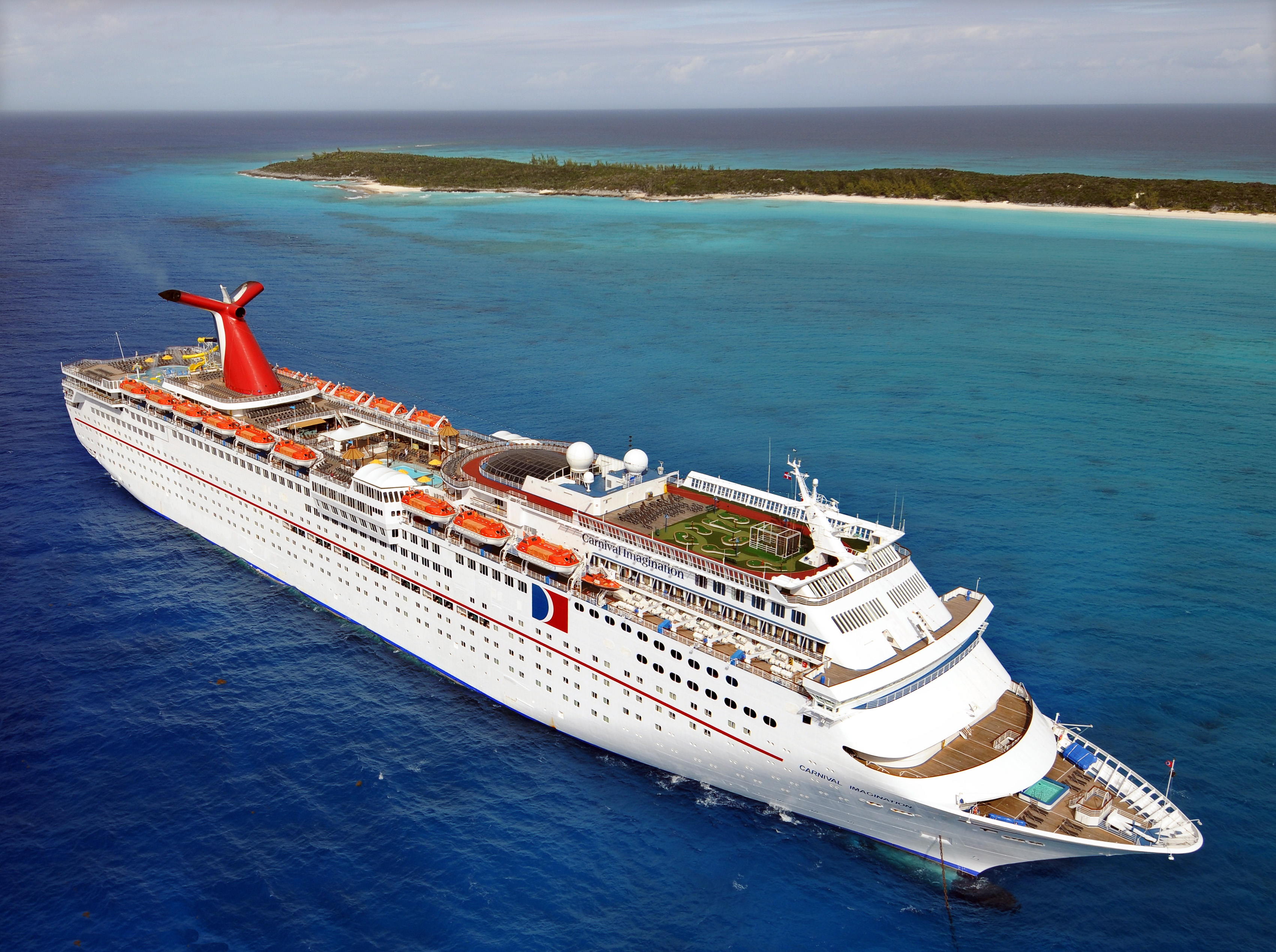 Carnival Imagination to Undergo Multi-Million-Dollar Renovation That Will Add Variety of Exciting Dining and Bar Concepts