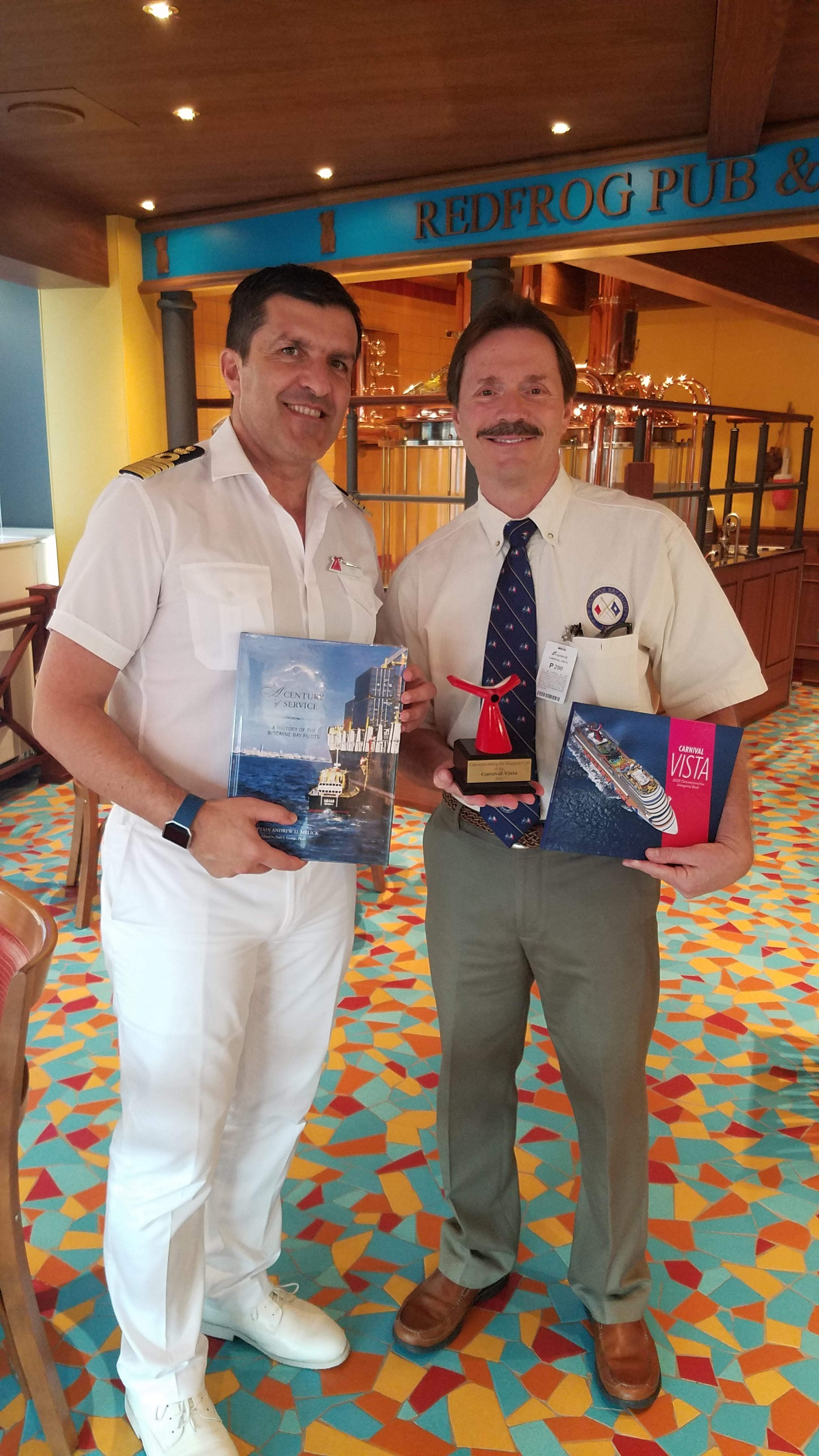 Carnival Vista Launches Year-Round Service from PortMiami