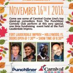 comedy-fundraiser-flyer