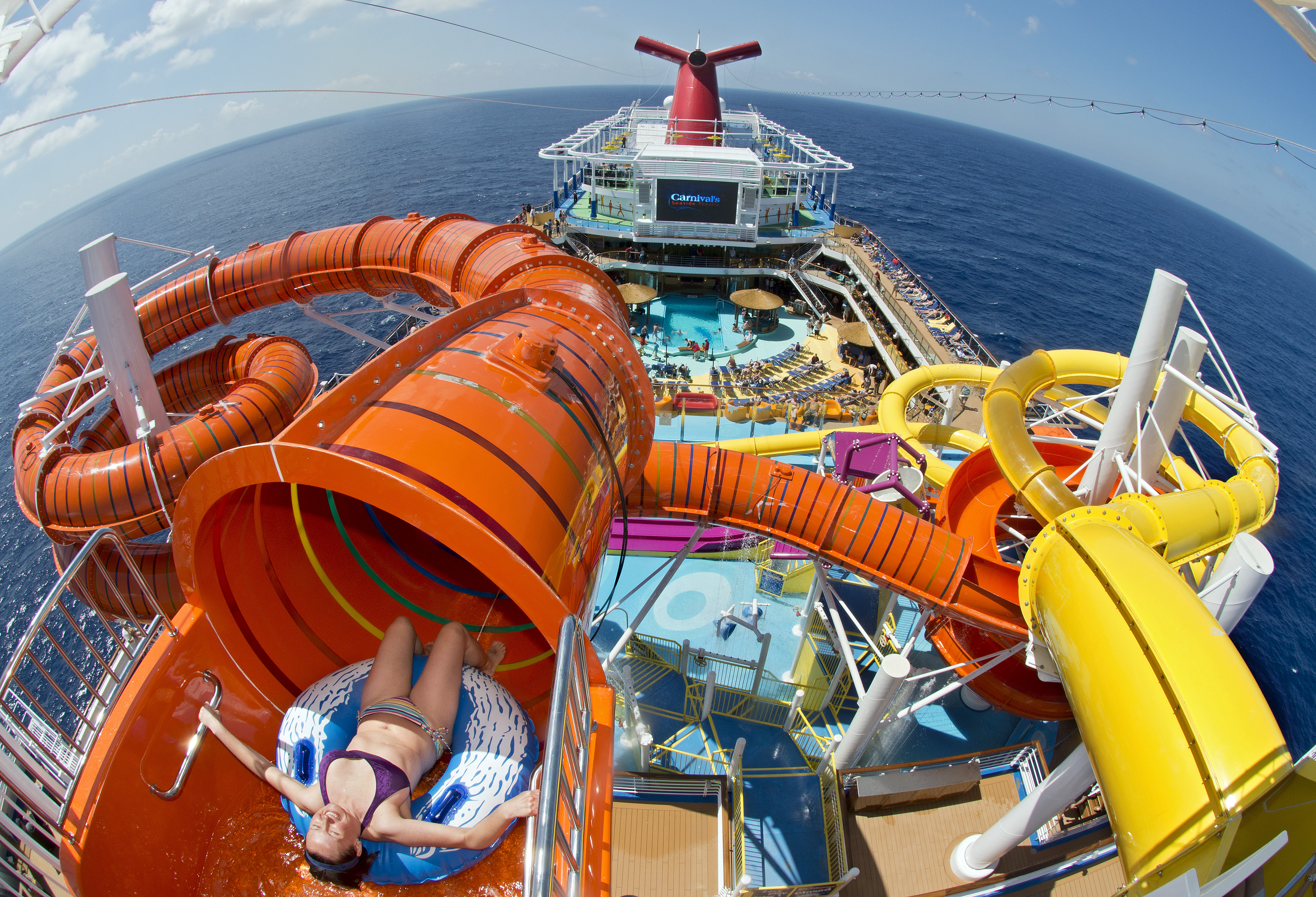 Carnival Cruise Line Named '2016's Best Mainstream Cruise Line'  in Fourth Annual Cruise Fever Fan Awards