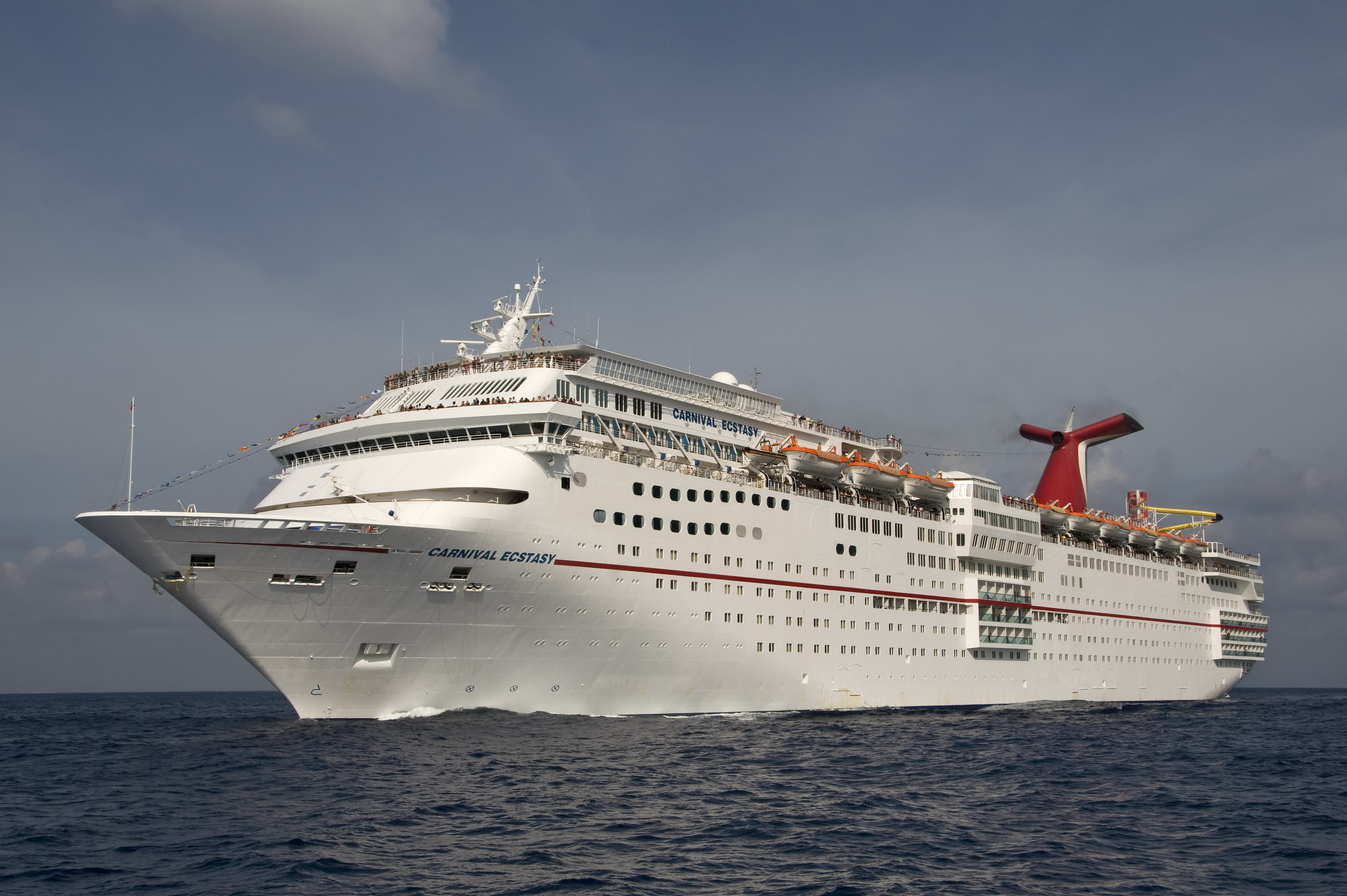 Carnival Ecstasy Undergoes Multi-Million-Dollar Makeover, Emerges With Exciting New Dining And Beverage Concepts