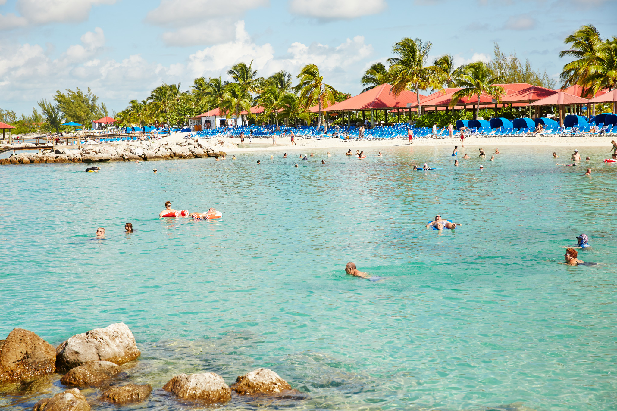 Private Bahamian Destination of Princess Cays Added to Itineraries of Six Carnival Cruise Line Ships Beginning in May 2017