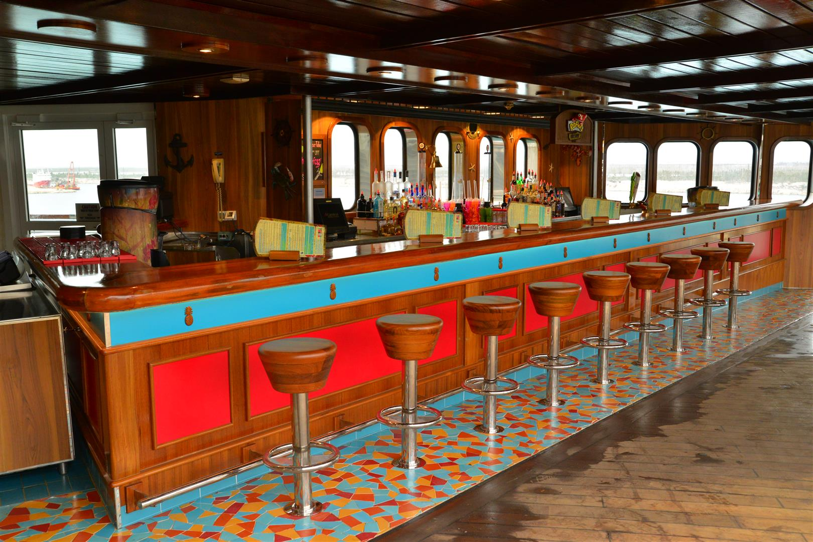 Carnival Sensation Undergoes Extensive Renovation That Adds Exciting Food and Beverage Options, New 'Camp Ocean' Play Space