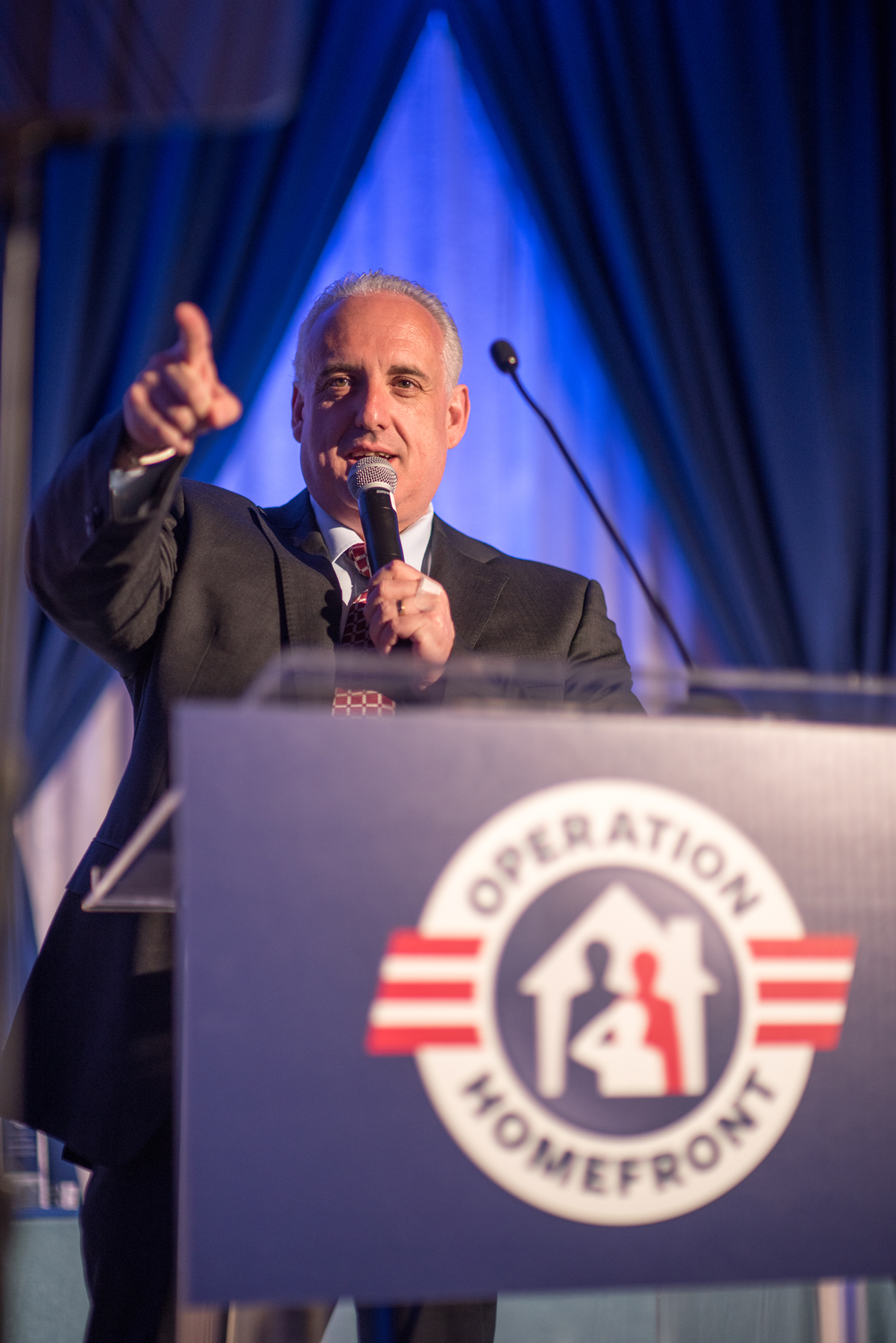 Carnival's Brand Ambassador John Heald Serves as Emcee for Operation Homefront's Military Child of the Year Awards in Washington, DC