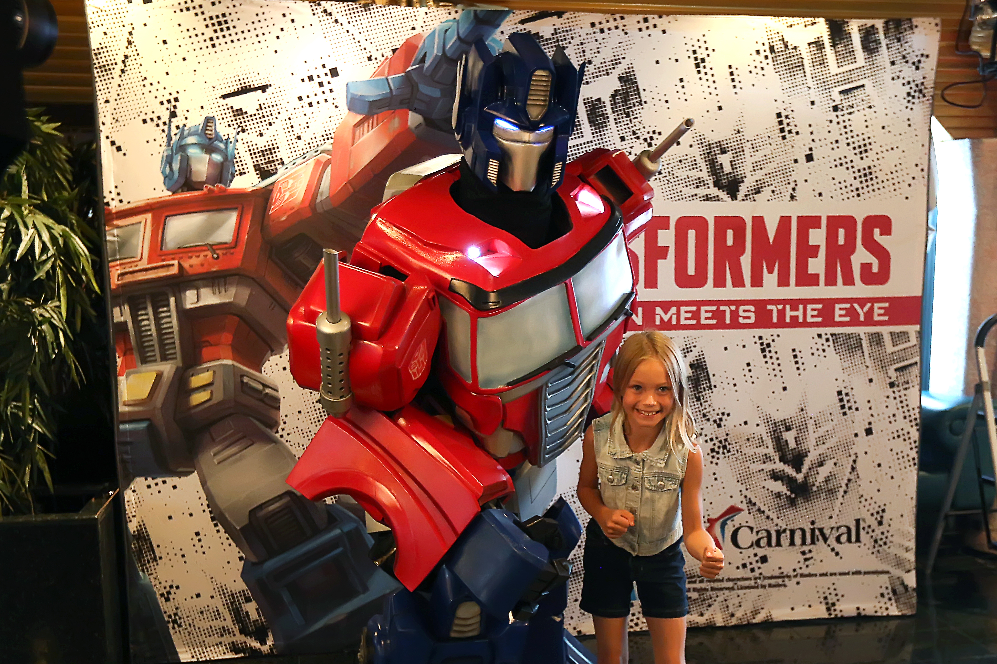 First-Ever 'Carnival Playtime' Event Featuring My Little Pony and Transformers-Inspired Activities Now Offered Aboard Carnival Imagination Through September
