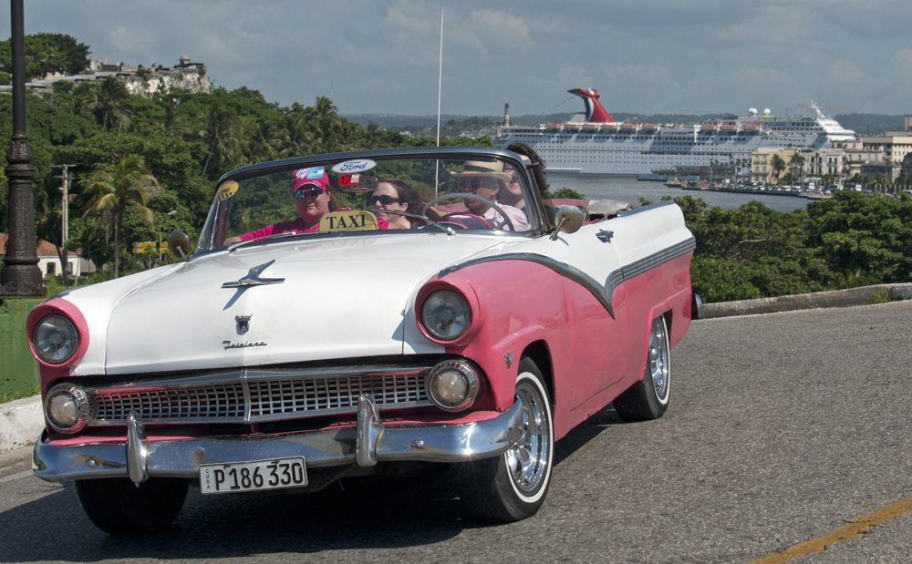 Carnival Paradise to Offer Five Additional Cruises to Havana, Cuba, From Port Of Tampa In 2018