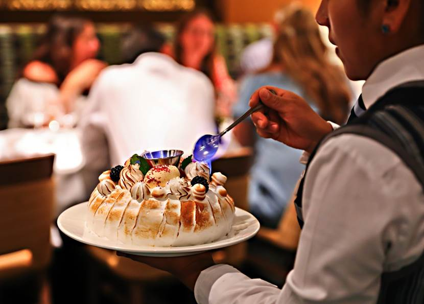 Carnival Cruise Line Revamping Specialty Dining and Breakfast Menus, Reintroducing Baked Alaska Across the Fleet