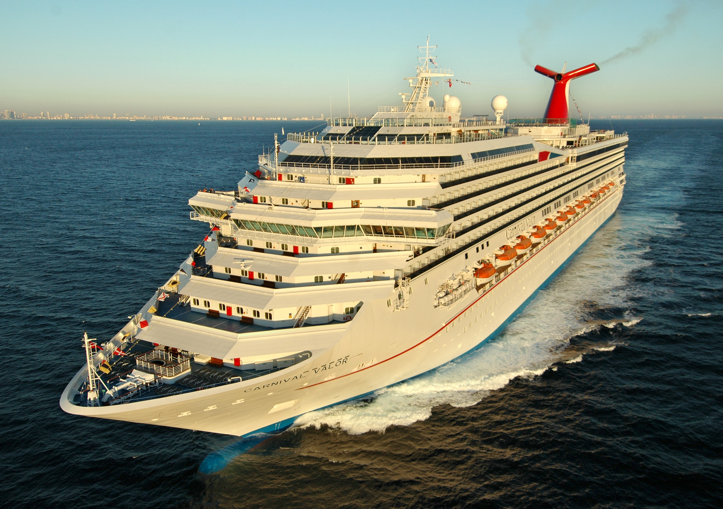 Carnival Cruise Line to Increase Capacity on Short Cruise Programs from Galveston and New Orleans In 2019