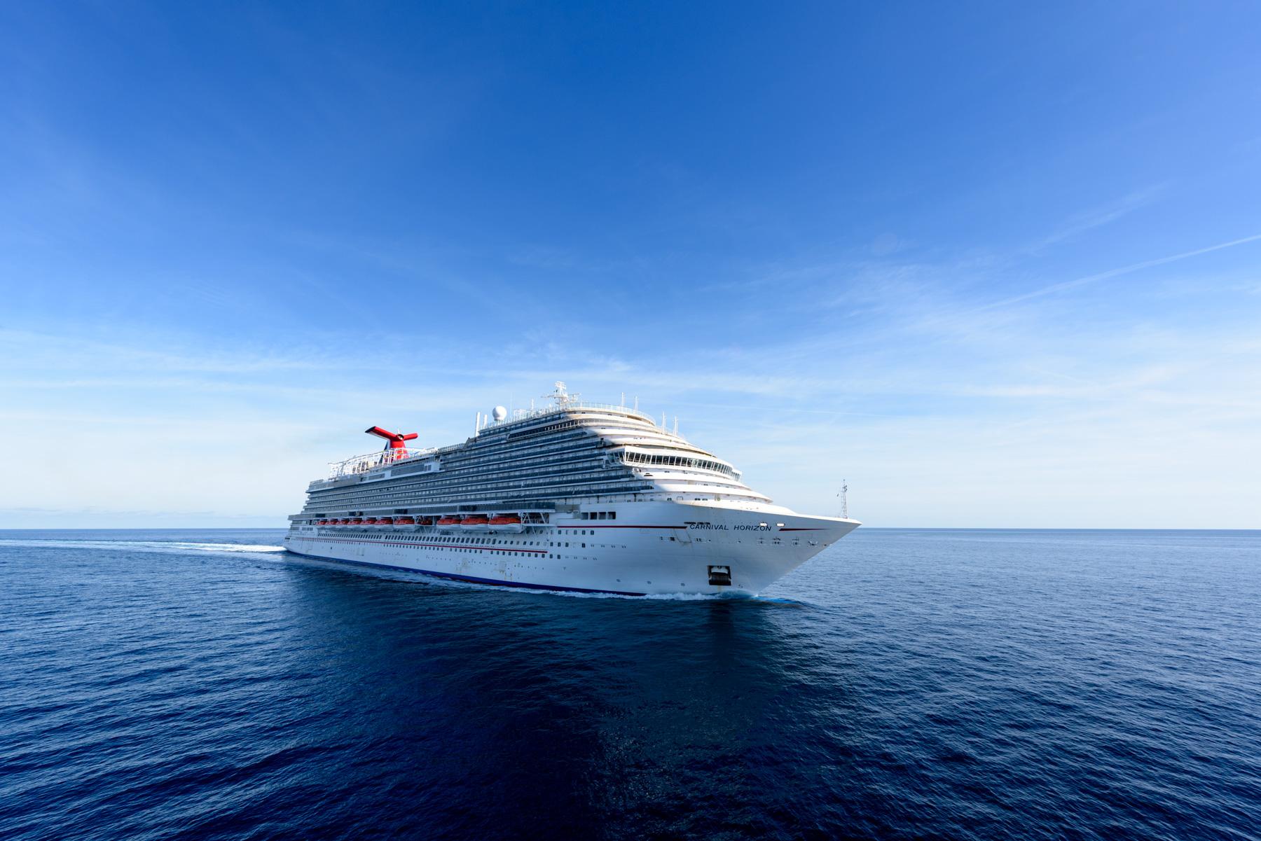 Carnival Horizon Successfully Completes Sea Trials in the Adriatic Sea