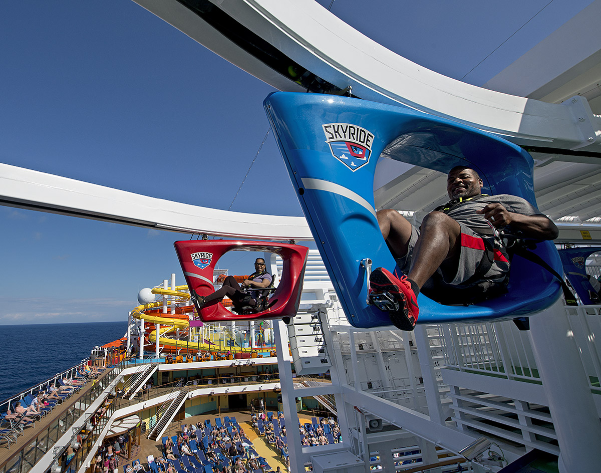 Carnival Vista's SkyRide Named Best Cruise Ship Feature,  Carnival Dream Best Ship Refurbishment in CruiseHive's Annual Cruise Ship Awards