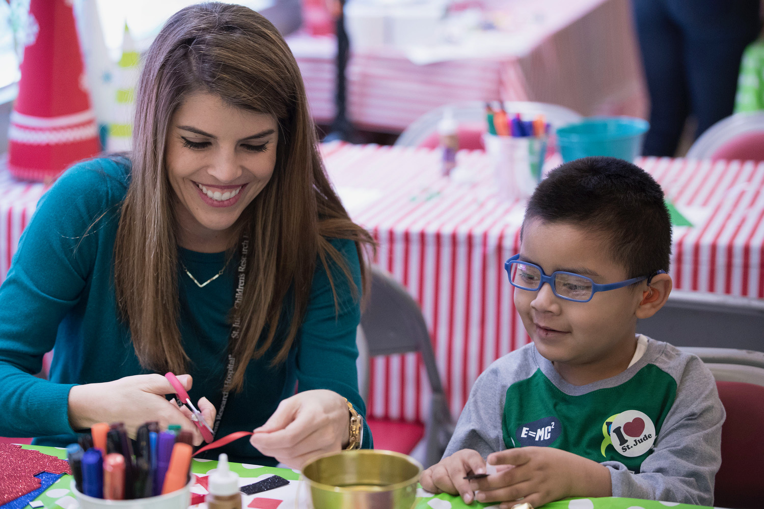 First-Ever 'Grinchmas' Celebration Held at St. Jude Children's Research Hospital