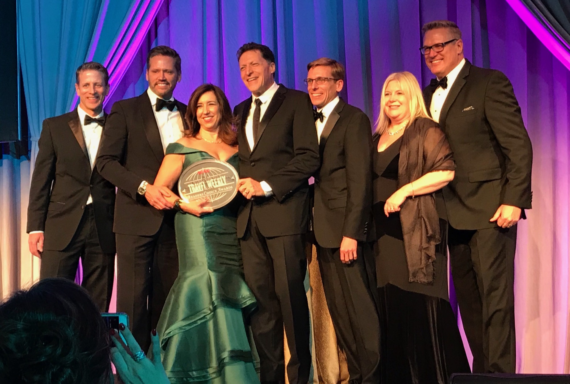 Carnival Cruise Line Earns 'Best Domestic Cruise Line' and 'Best Travel Agency Training Program' Honors in Travel Weekly Readers Choice Awards