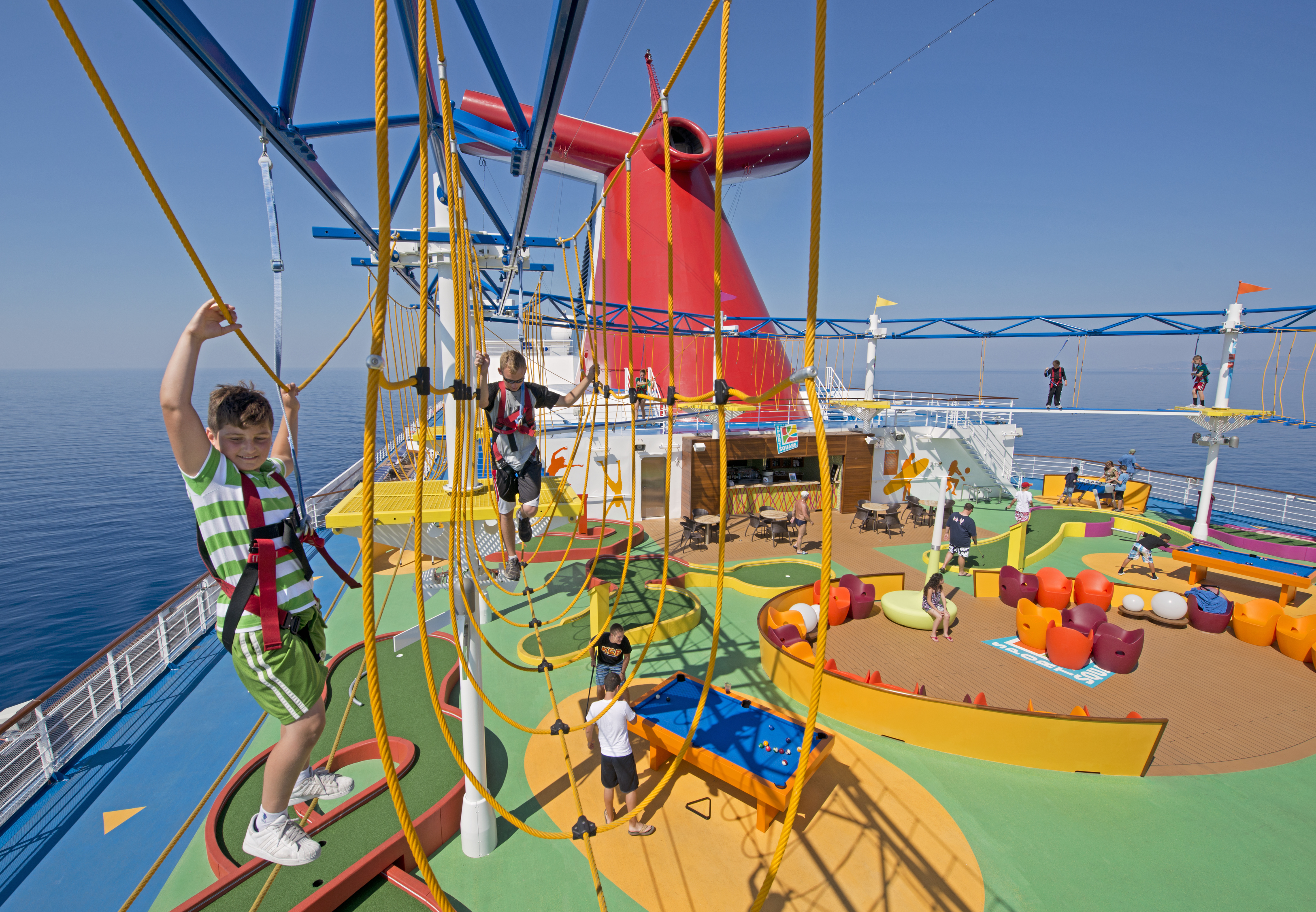 Carnival Breeze Earns Best Ship For Families, Best Shore Excursion Honors in Annual Cruise Critic Cruisers' Choice Awards