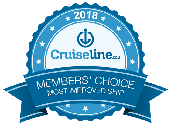 Carnival Cruise Line Earns Best Children's Programs Honors, Carnival Fantasy Named Most Improved Ship in Cruiseline.com Members' Choice Awards