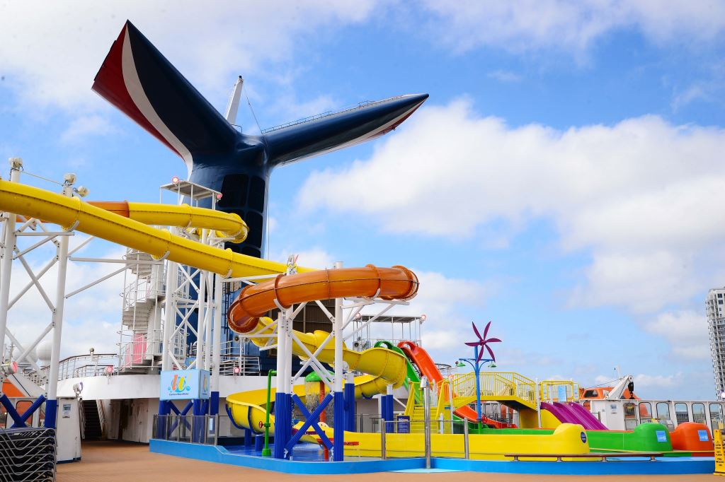 Carnival Paradise Resumes Year-Round Cruise Service From Tampa Following Extensive Multi-Million-Dollar Makeover