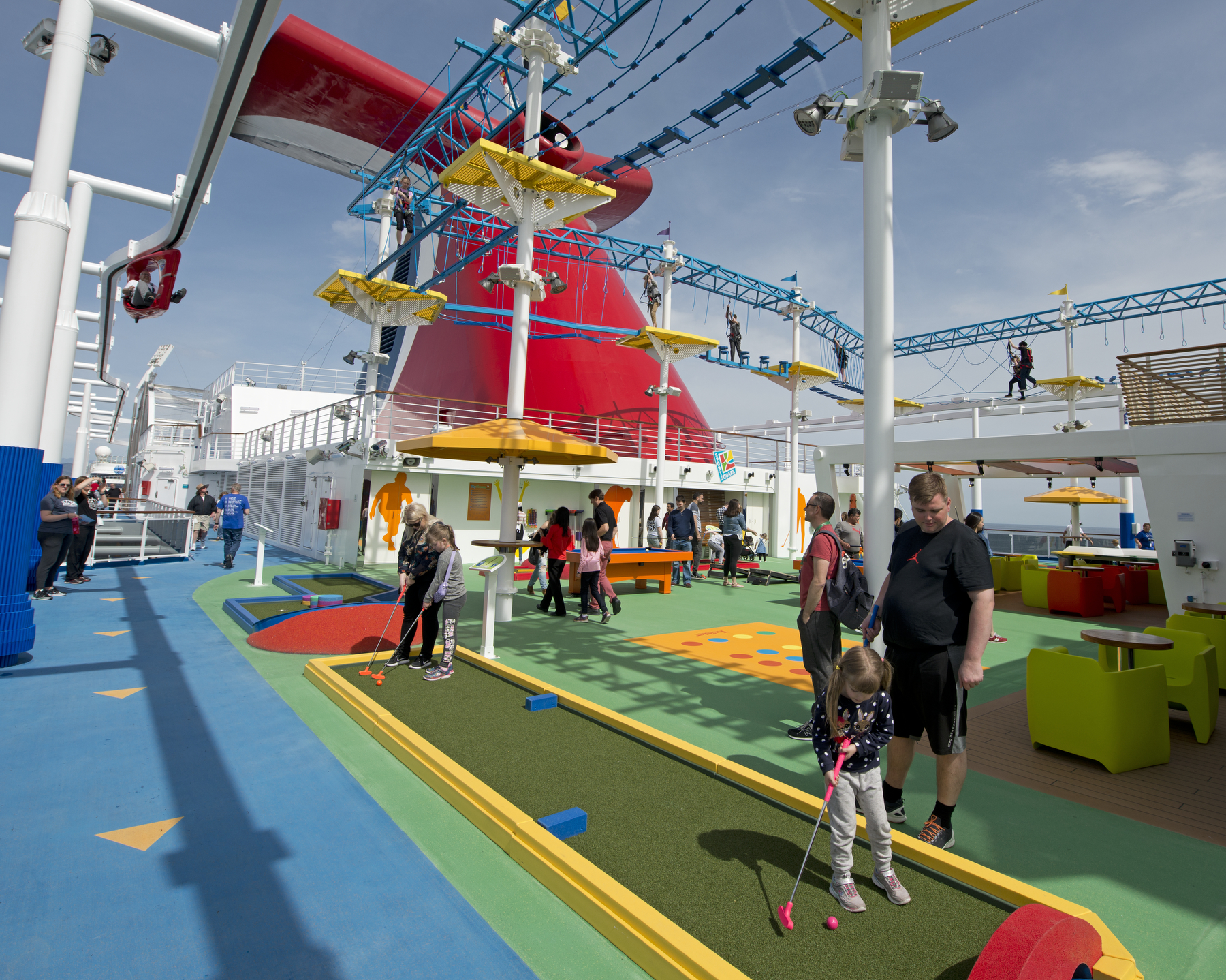 Here's a First Look at the Brand New Carnival Horizon!
