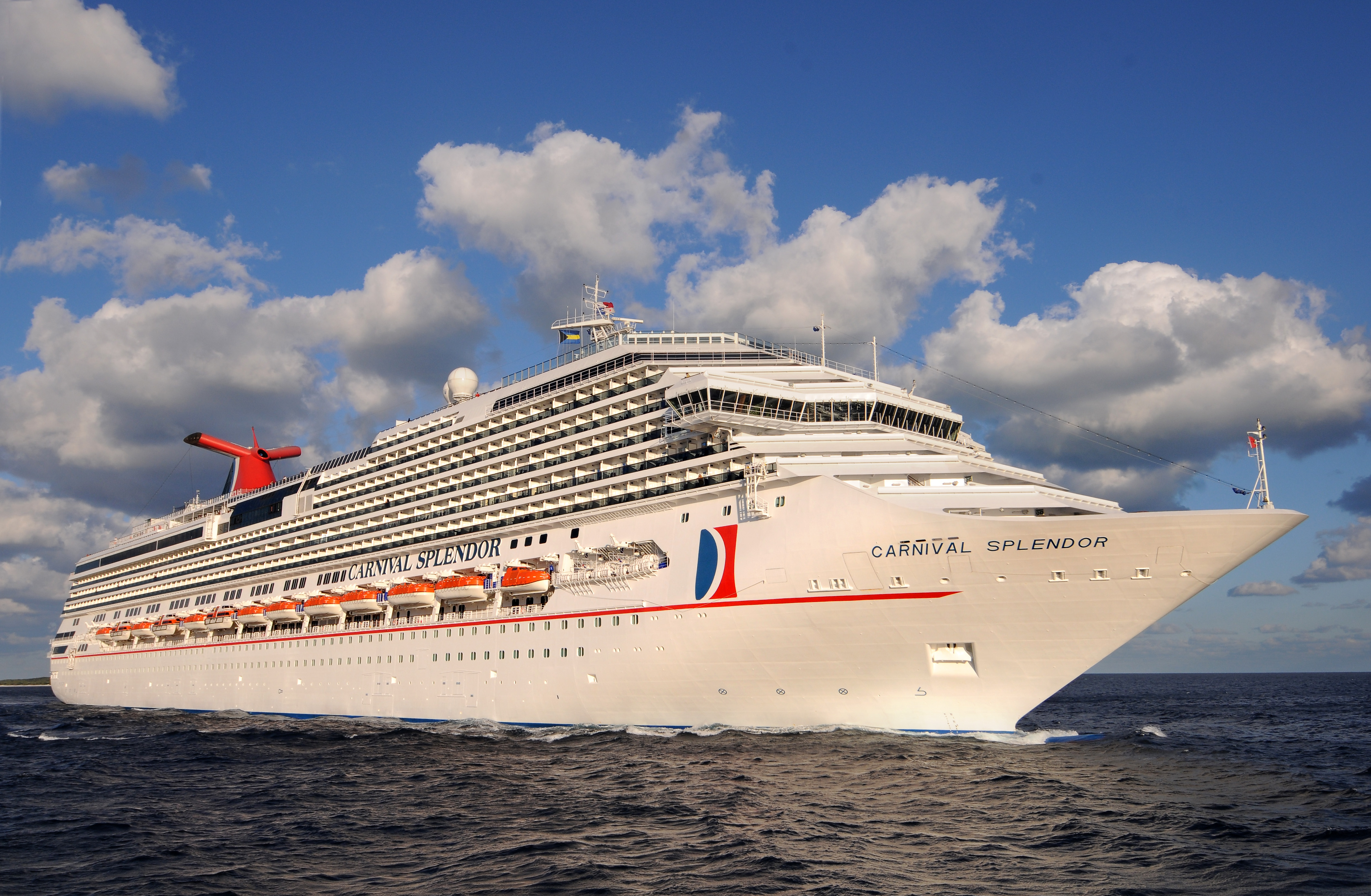Αποτέλεσμα εικόνας για Carnival Cruise Line to Offer Three Exciting Longer Length Carnival Journeys Sailings in 2019, Including 24-Day Trans-Pacific Crossing, 13-Day Panama Canal Transit and 14-Day Hawaii Cruise
