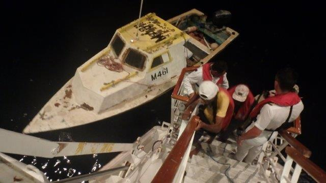 Carnival Fascination Rescues Barbados Fishermen In Distress