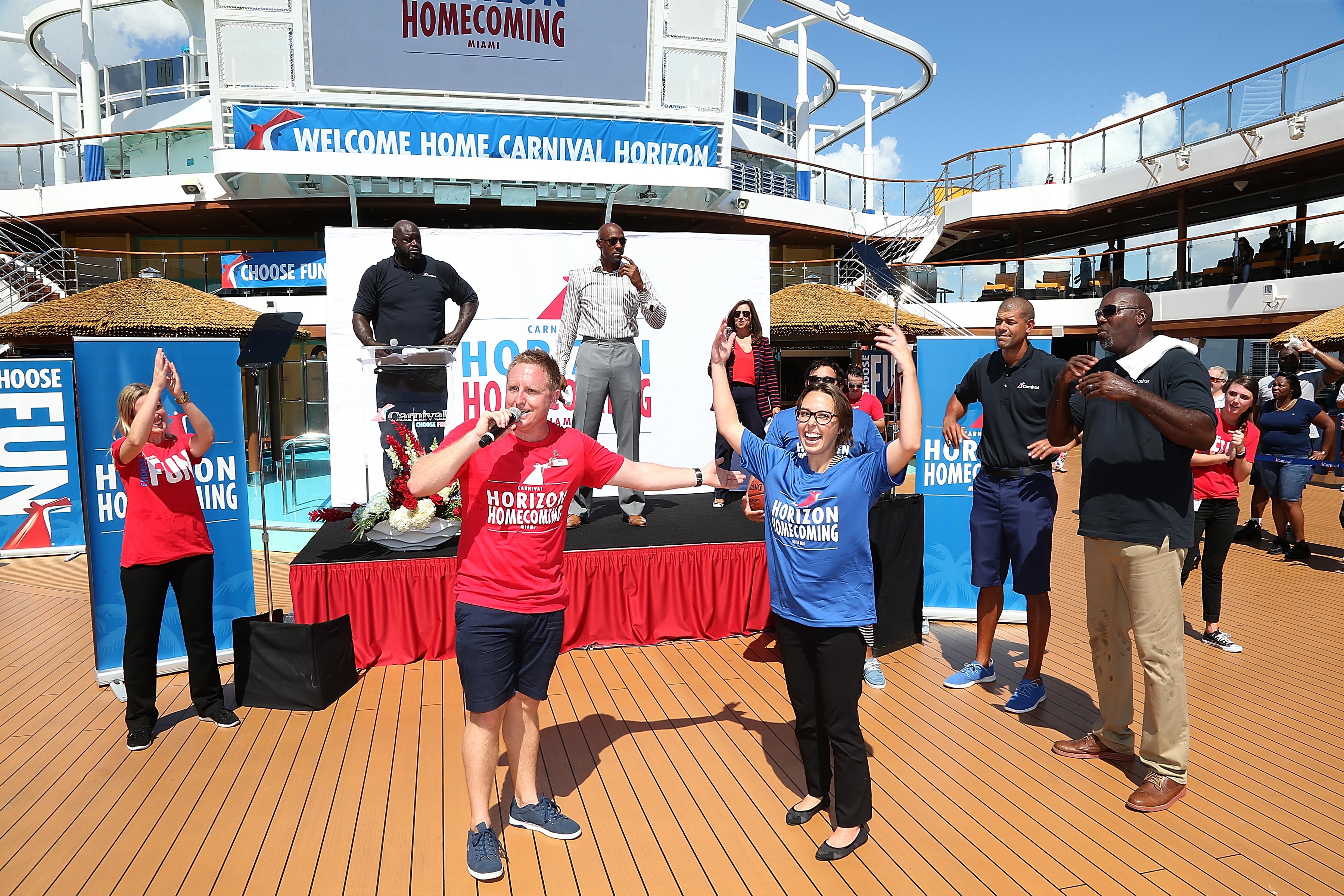 Carnival Horizon Arrival Miami 145