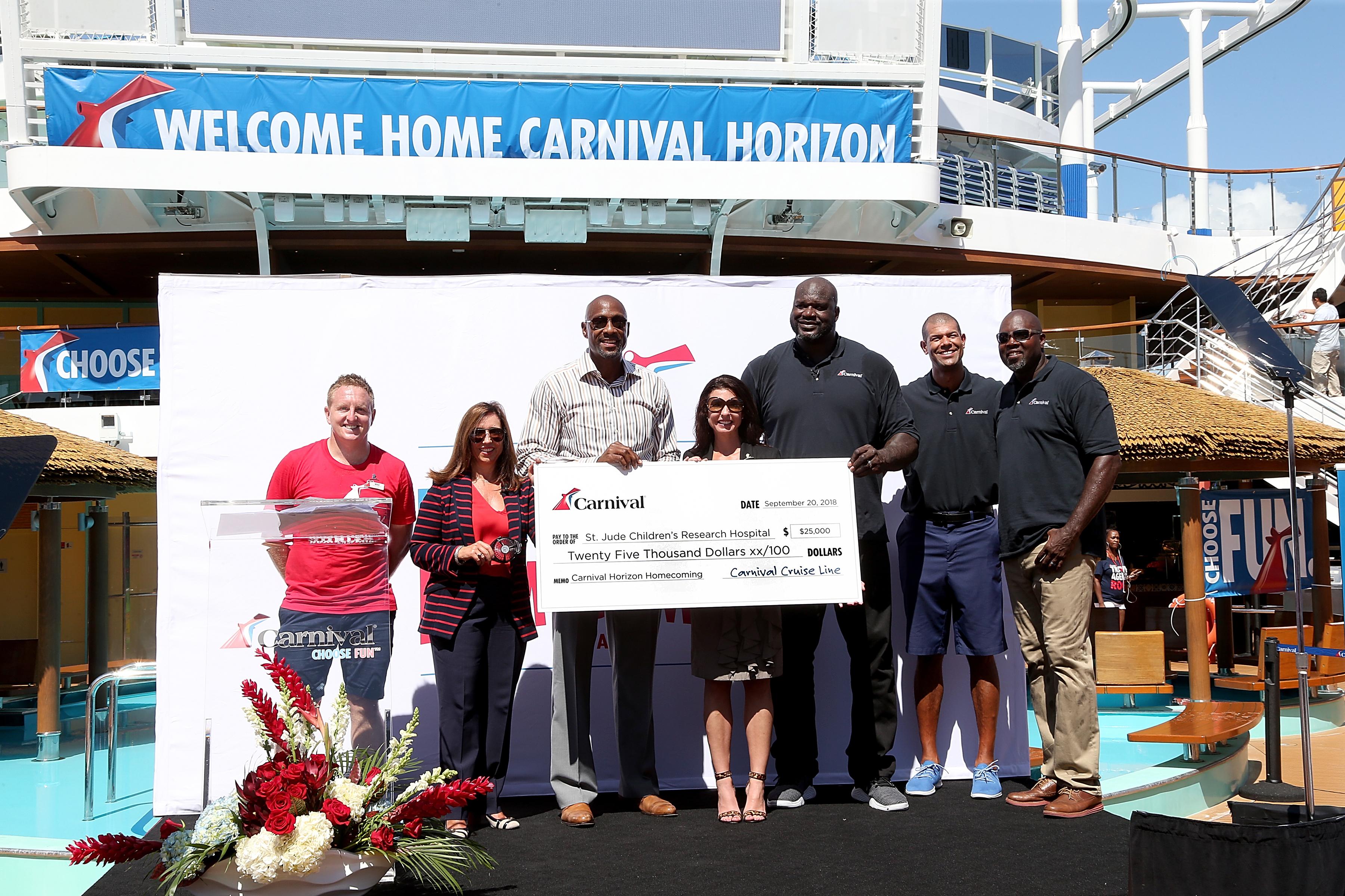 Carnival Horizon Arrival Miami 194