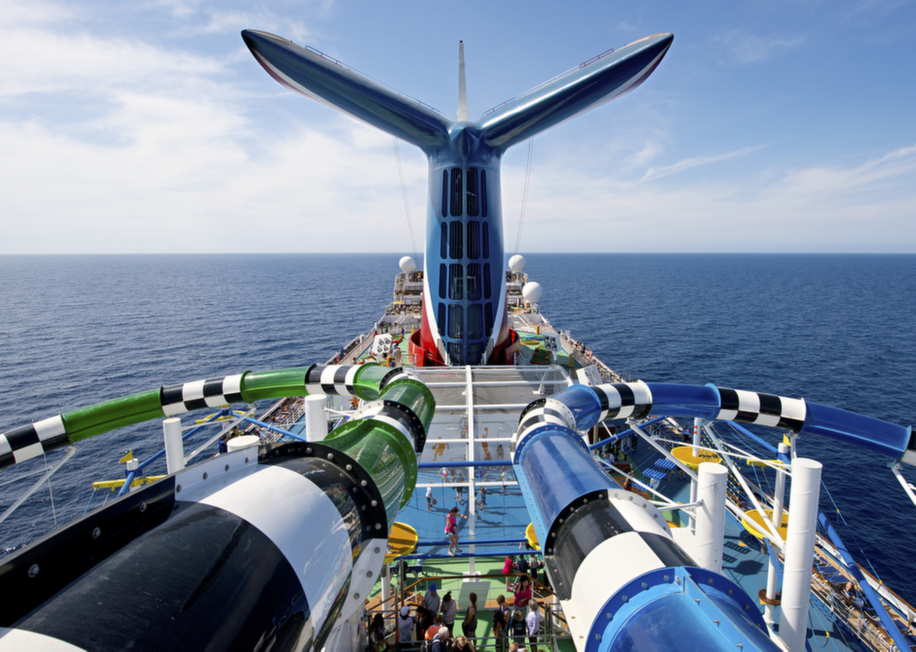 Carnival Cruise Line Named Best Ocean Cruise Line by USA Today 10Best Readers' Choice Awards