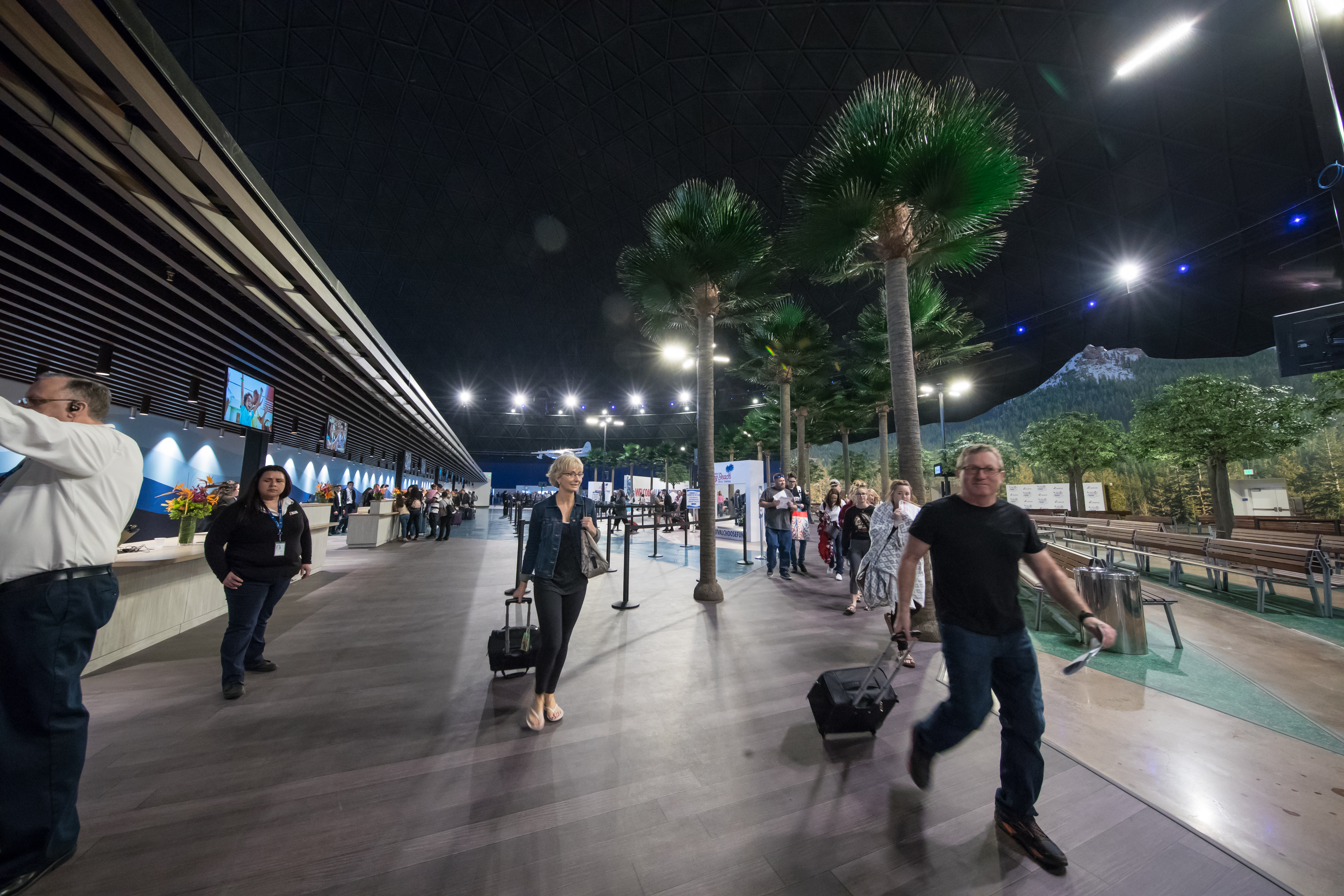 Carnival Cruise Line's Long Beach Facility Named Most Improved Cruise Terminal in Porthole Cruise Magazine's Editor-in-Chief Awards
