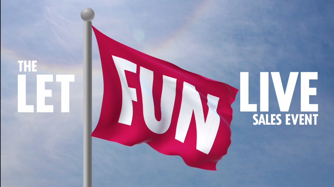 Carnival Cruise Line Launches 'Let Fun Live' Sales Event