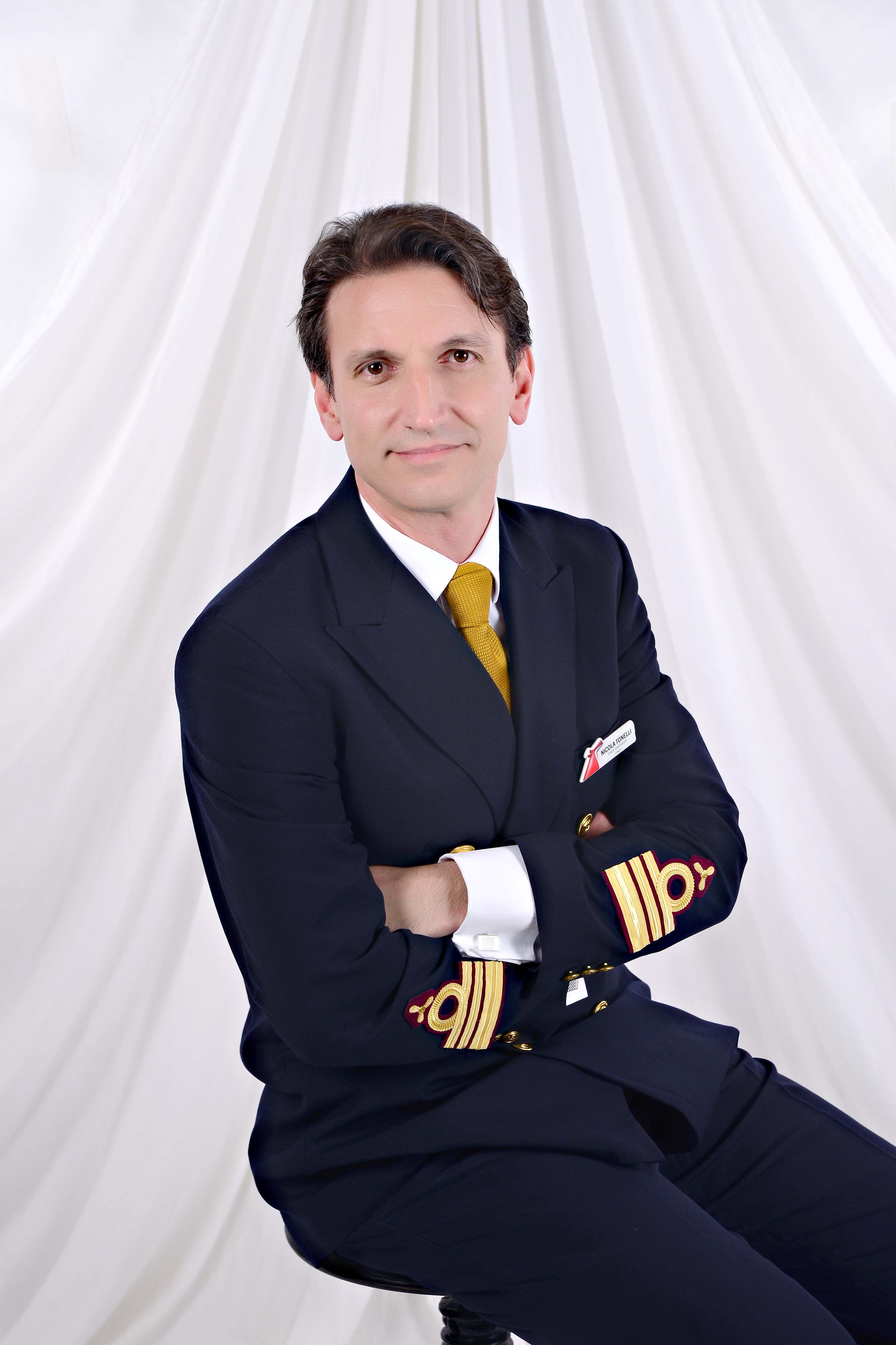 Carnival Cruise Line Announces Officers for Totally Transformed Carnival Sunrise