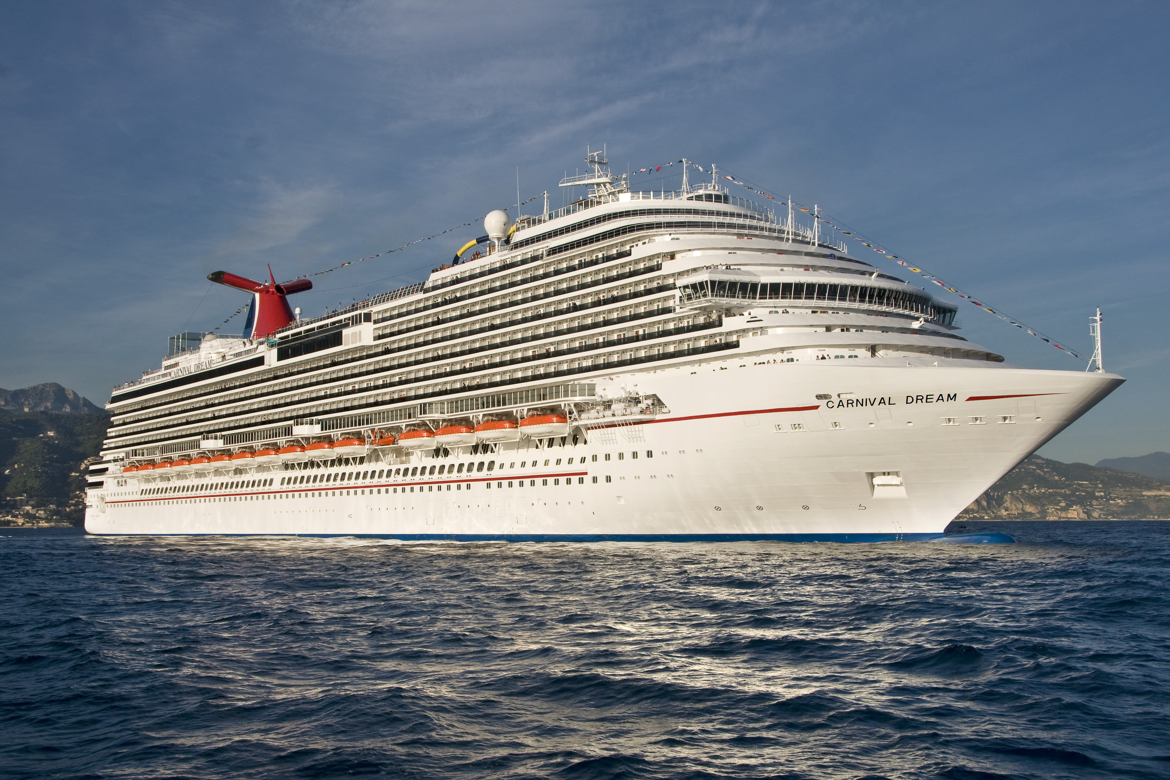 Carnival Dream, Carnival Valor to Kick Off New Four- and Five-Day Mexico Cruise Programs From Galveston and New Orleans, Respectively