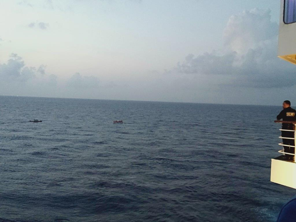 Carnival Paradise Rescues Stranded Mariner Off the Coast of Cozumel