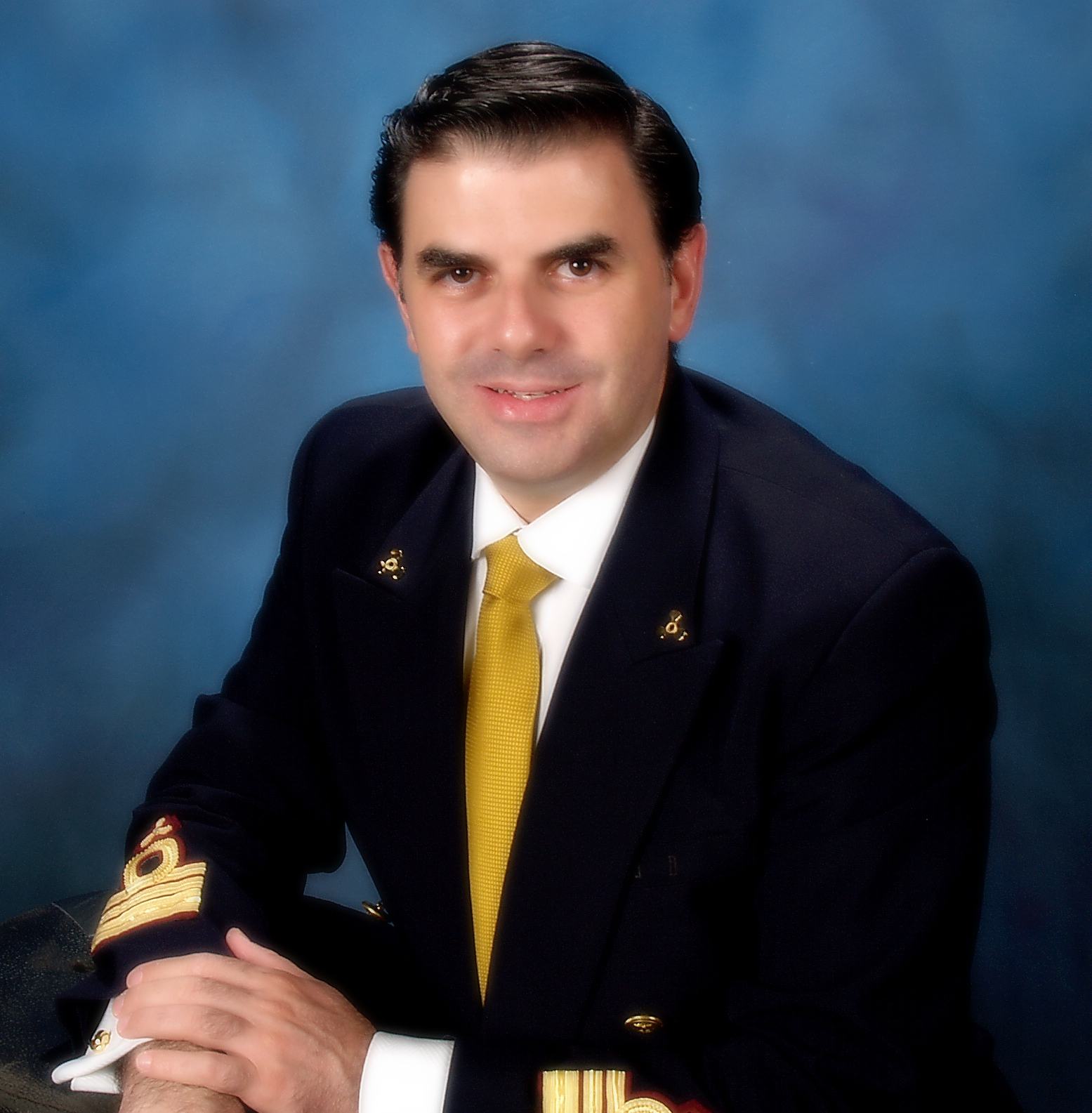 Chief Engineer Ferdinando Ruocco (low res)