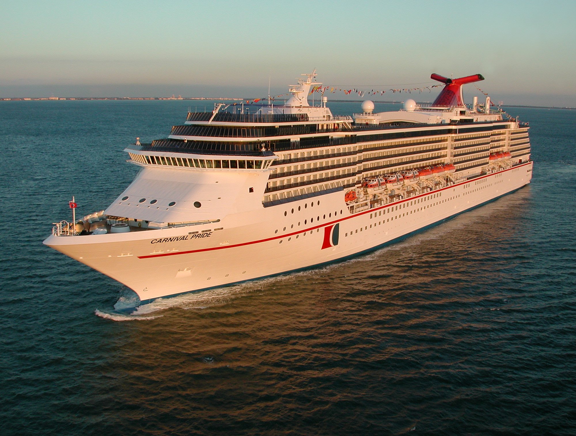 Carnival Cruise Line to Operate Largest Bermuda Season Ever, Adds Week-Long Voyages from Charleston and Baltimore