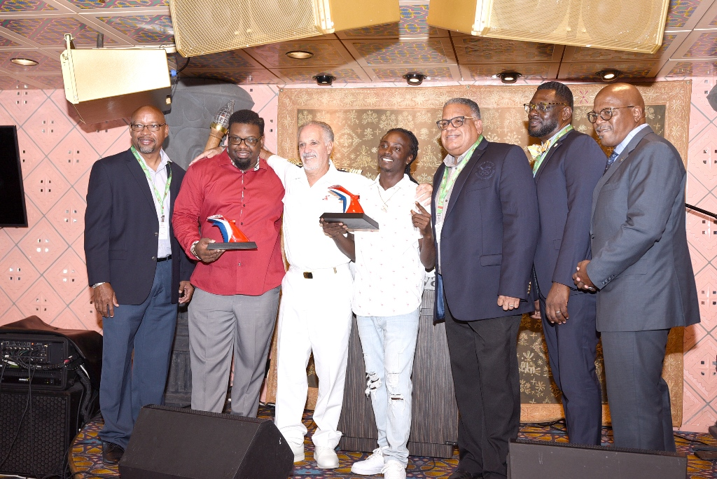St. Thomas Heroes Recognized During Ceremony Aboard Carnival Fascination