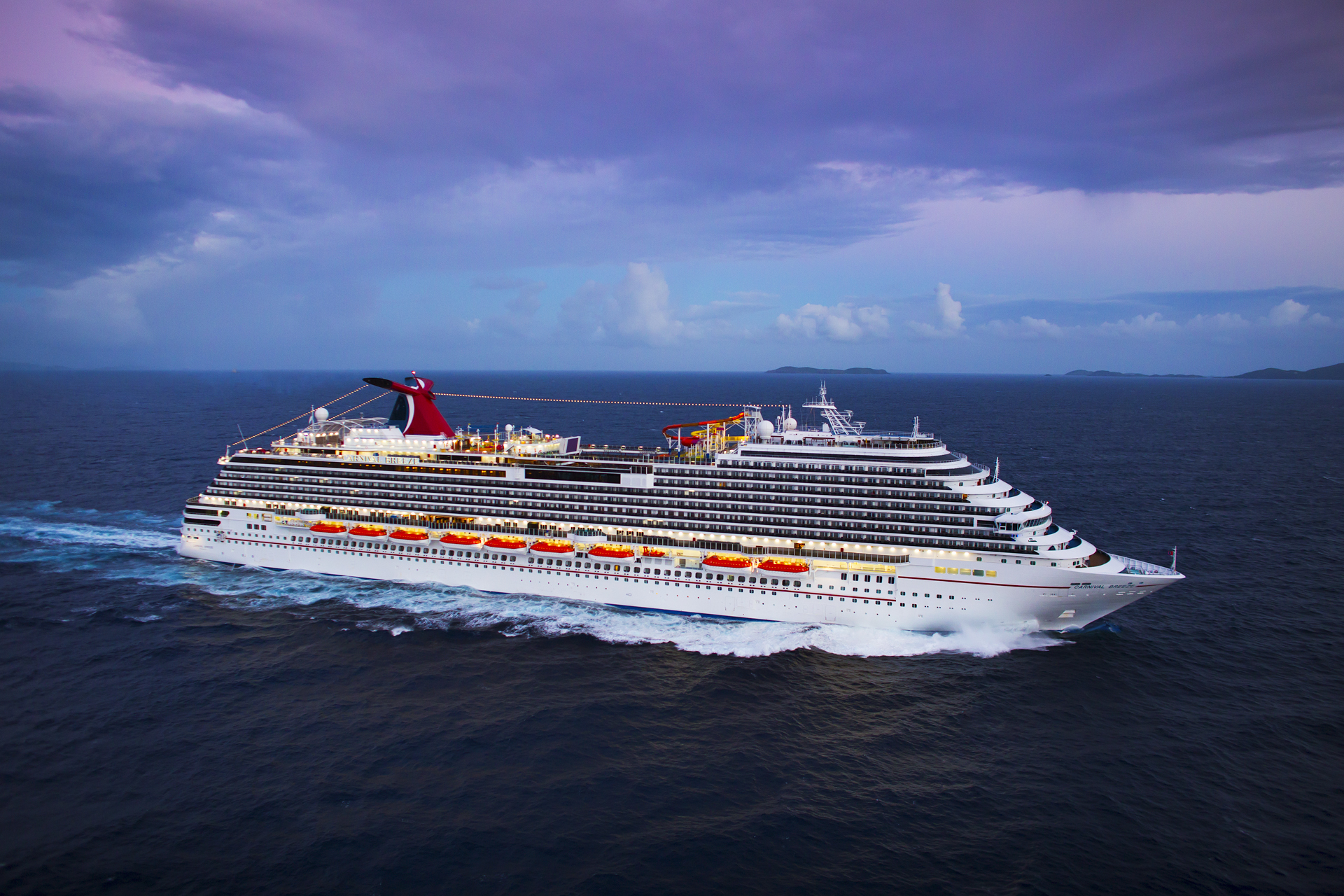 Carnival Cruise Line to Add Fourth Ship in Galveston