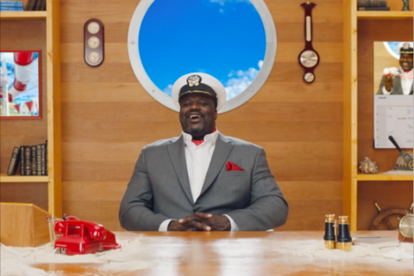 Carnival Cruise Line Debuts New Safety Briefing Video Starring CFO Shaquille O'Neal Image