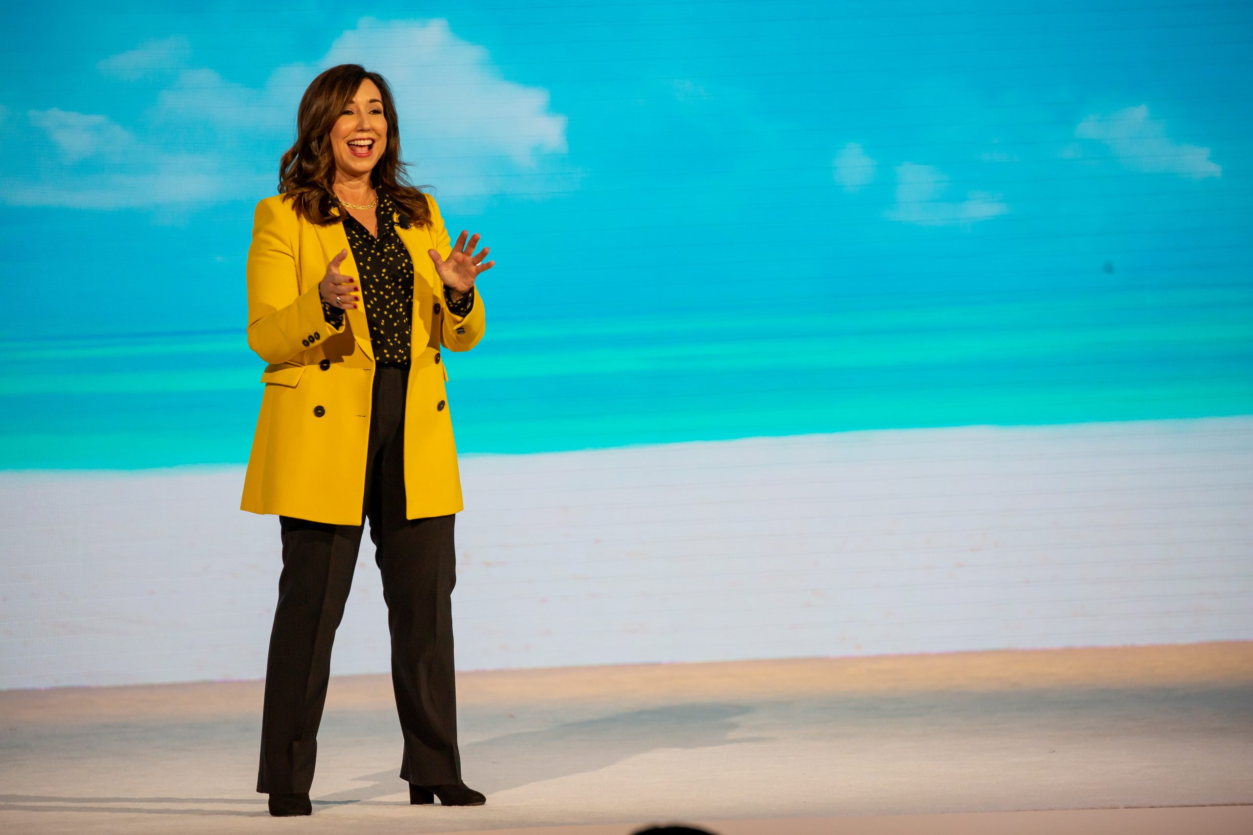 Christine Duffy Delivers Keynote Address at IAAPA Event