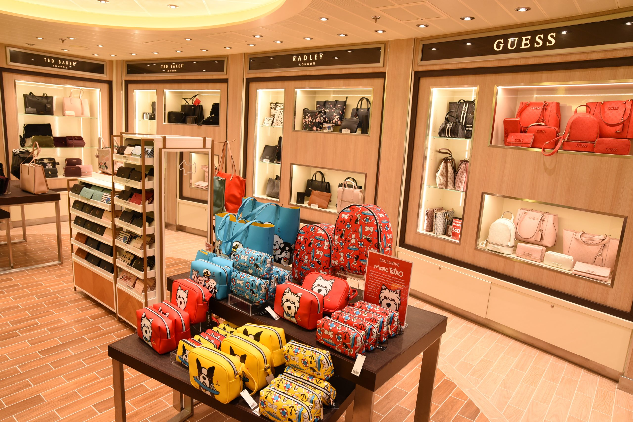 So Much More In Store! Carnival Panorama Features Largest Retail Collection in the Fleet