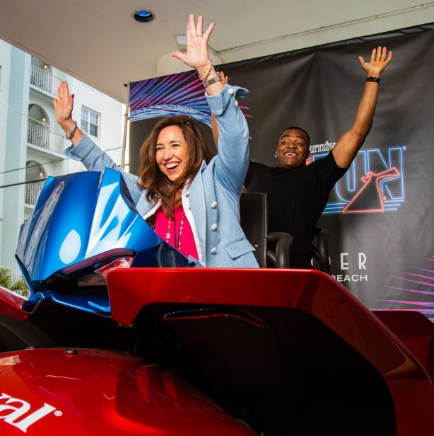 Carnival Cruise Line, Pepsi Team Up for Big Game Event on South Beach