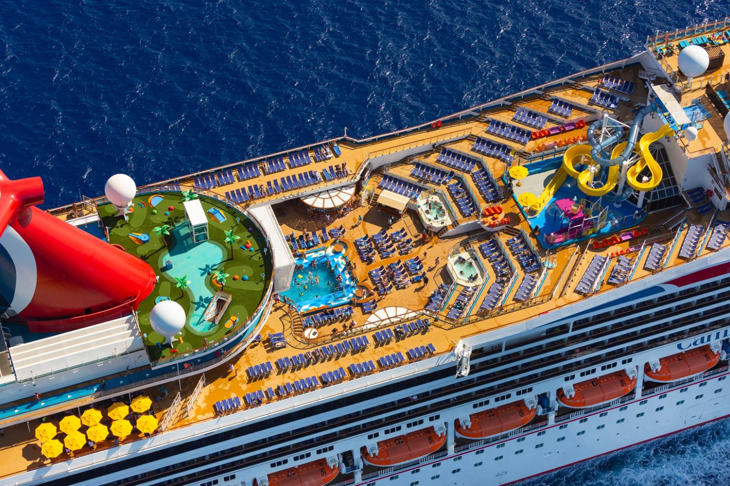Carnival Cruise Line Earns Six Cruise Hive Awards, Including Best Cruise Line for Second Consecutive Year and Best New Cruise Ship for Carnival Panorama