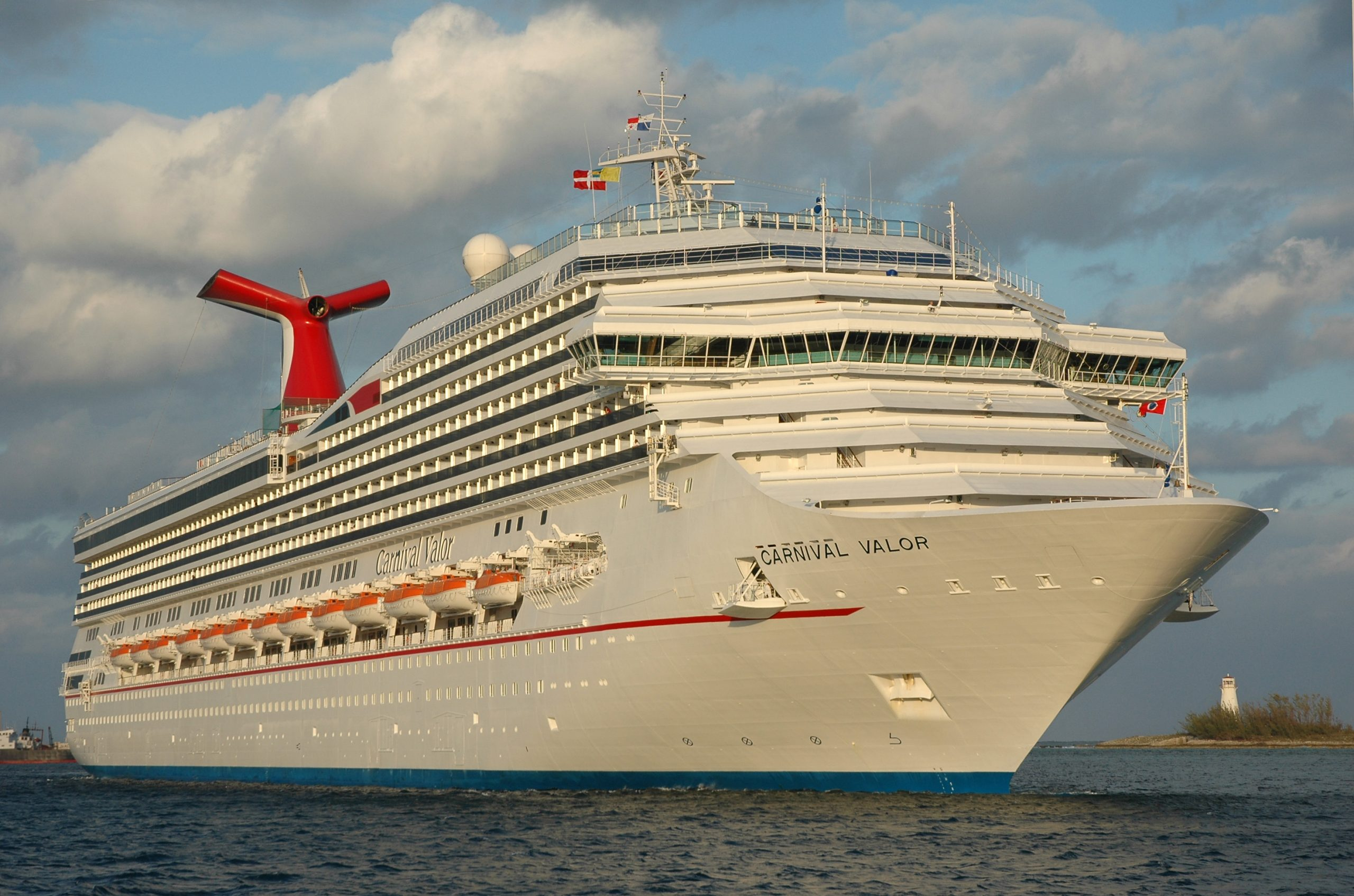 Carnival Valor to Offer Two Trans-Atlantic Crossings in 2021