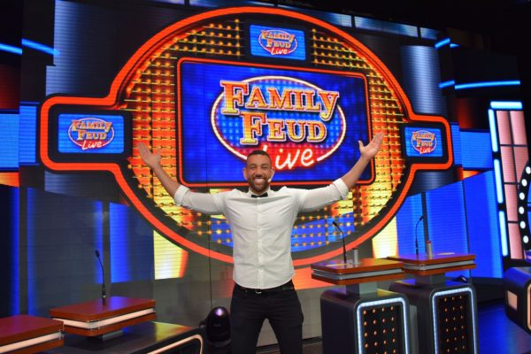 Carnival Previews Family Feud Live to be Featured on Mardi Gras Image