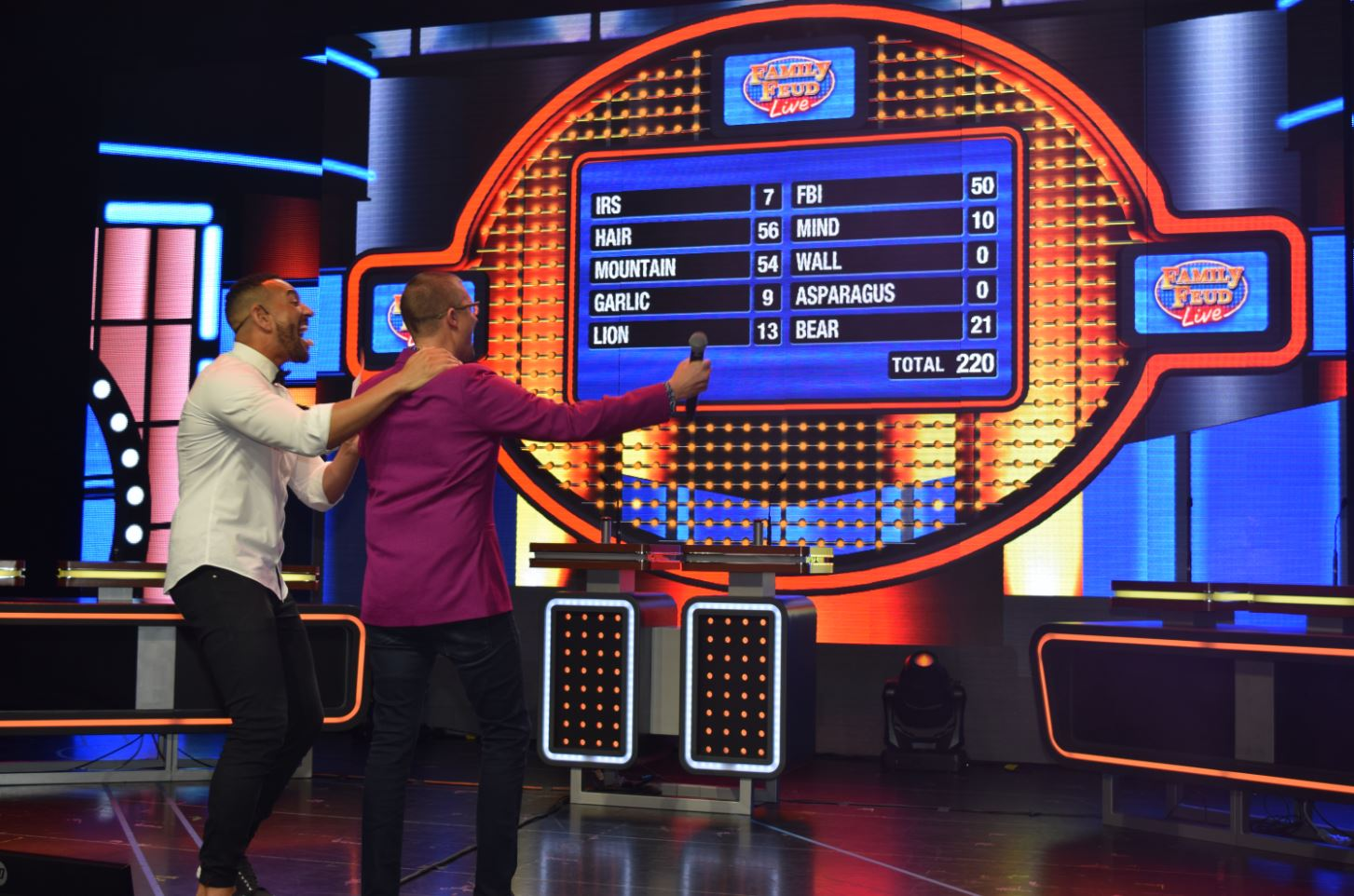 Carnival Previews Family Feud Live to be Featured on Mardi Gras
