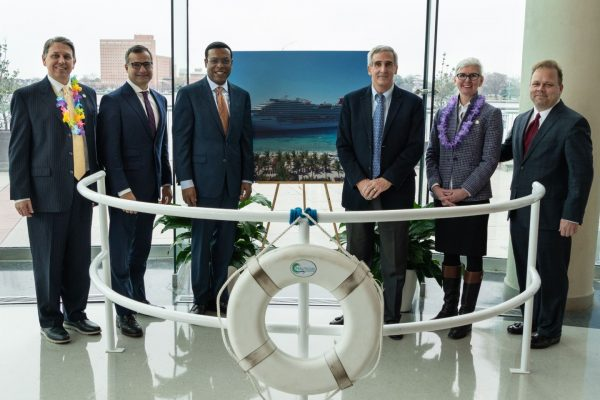 Carnival Cruise Line Signs Five-Year Agreement with City of Norfolk Image
