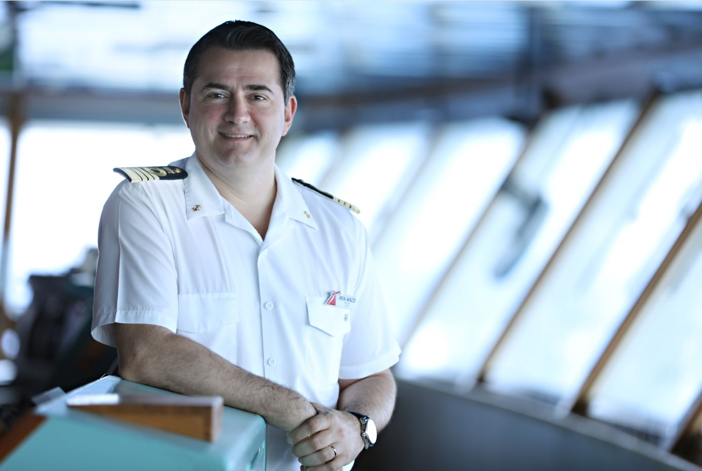 Carnival Cruise Line Announces Officers for Totally Transformed Carnival Radiance