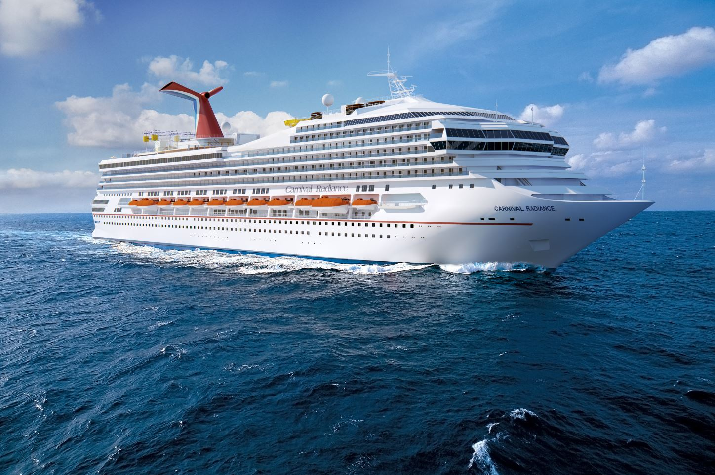 A Radiant Team! Carnival Cruise Line Announces High Energy Cruise Director and Entertainment Director Duo for Totally Transformed Carnival Radiance