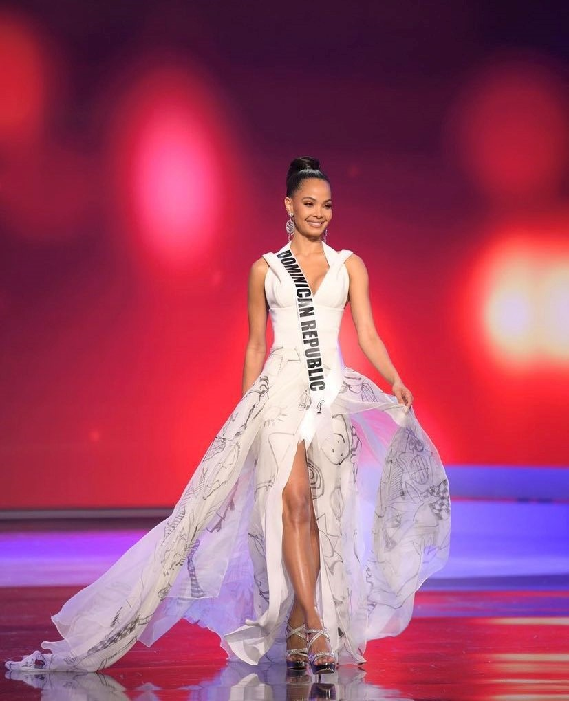 Carnival Cruise Line Goes Global to Select Godmother For Mardi Gras, Naming Miss Dominican Republic During MISS UNIVERSE Broadcast (May 2021)