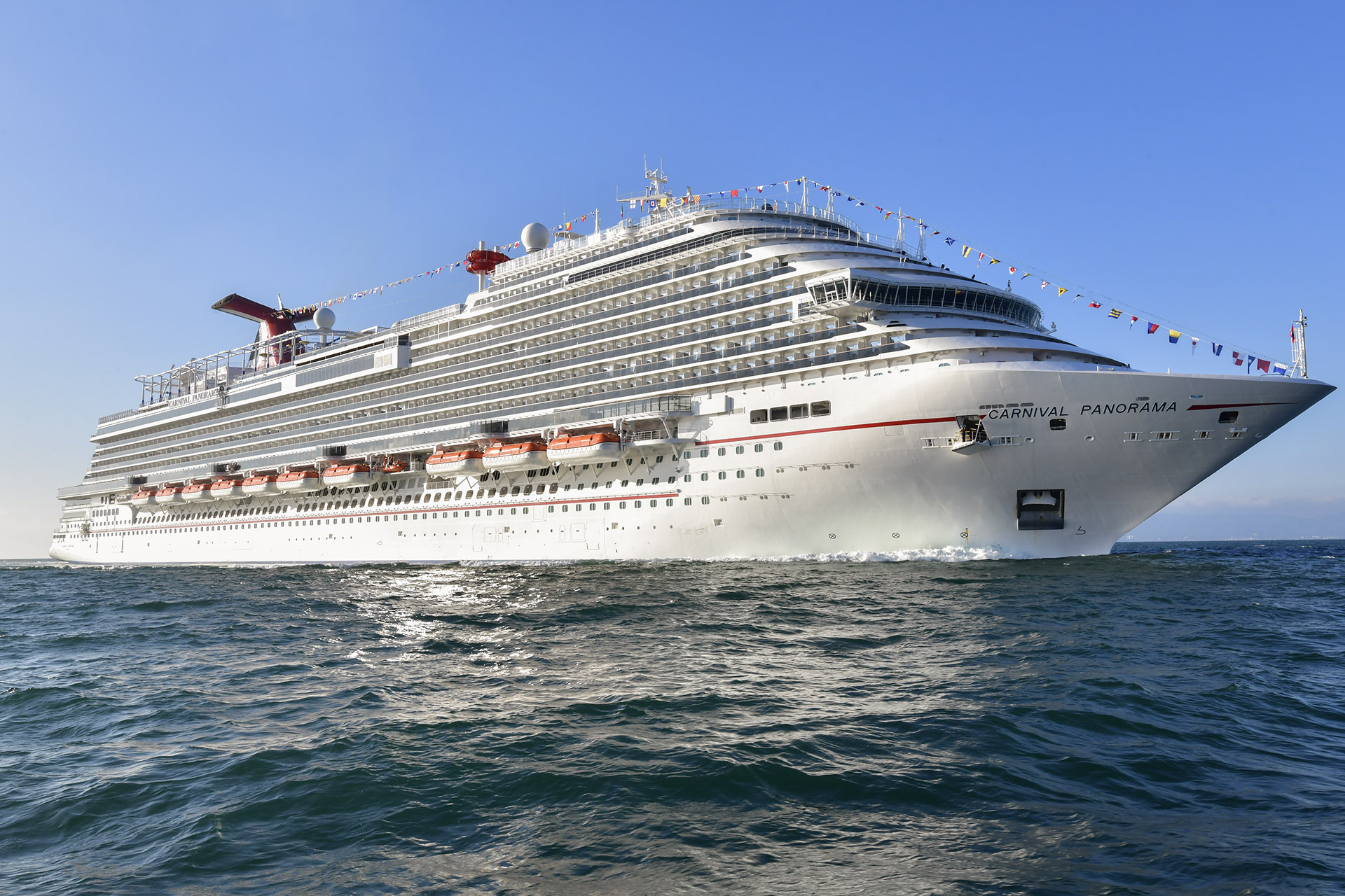 Carnival Panorama Makes Line's First Call to Cabo San Lucas, Mexico, Since Resuming Service